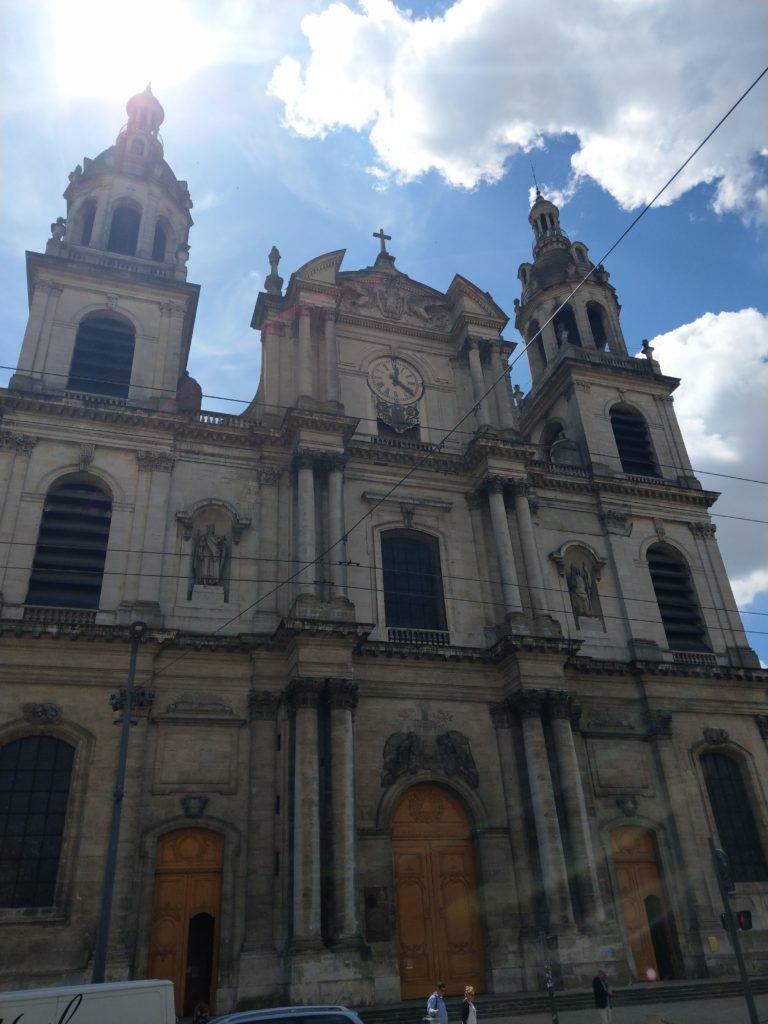 Cathédrale Notre-Dame de l'Association de Nancy