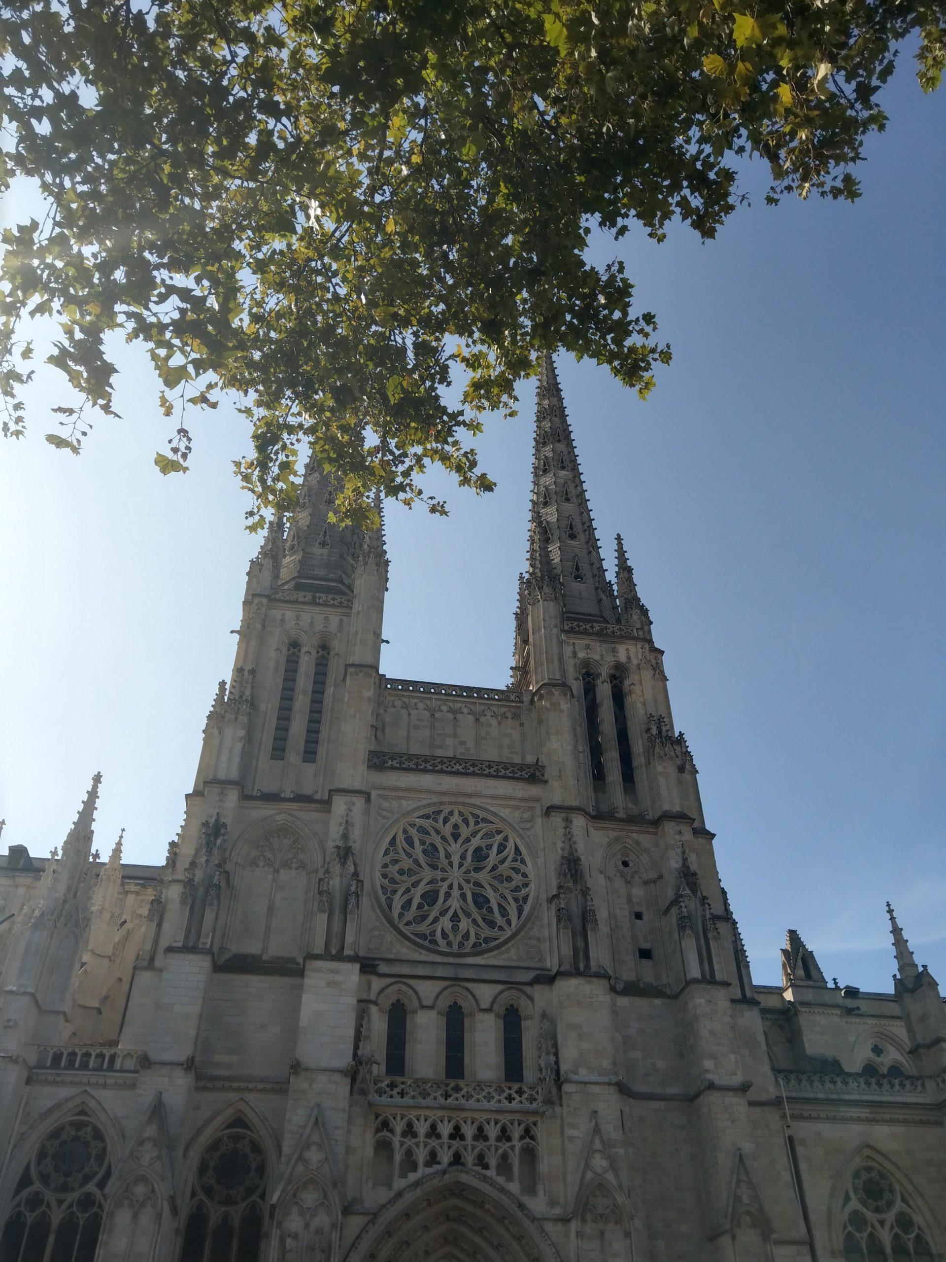 La Cathédrale Sainte-André de Bordeaux