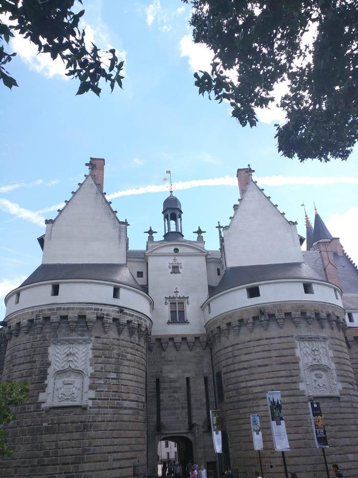 Le Château des Ducs de Bretagne de Nantes