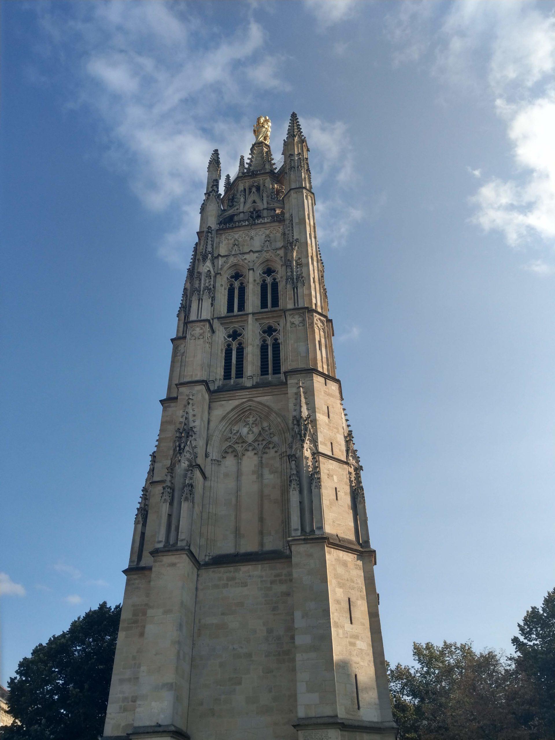La Tour Pey-Berland à Bordeaux
