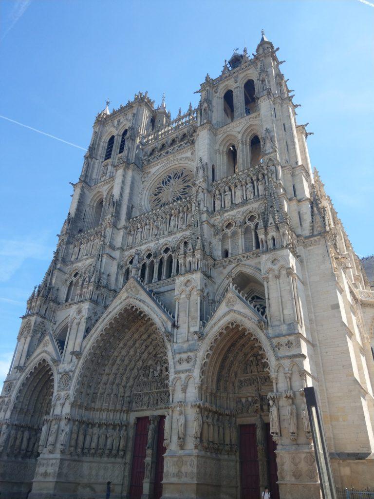 La Cathédrale Notre-Dame de Amiens