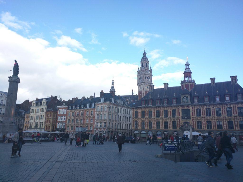 La Grand-Place de Lille