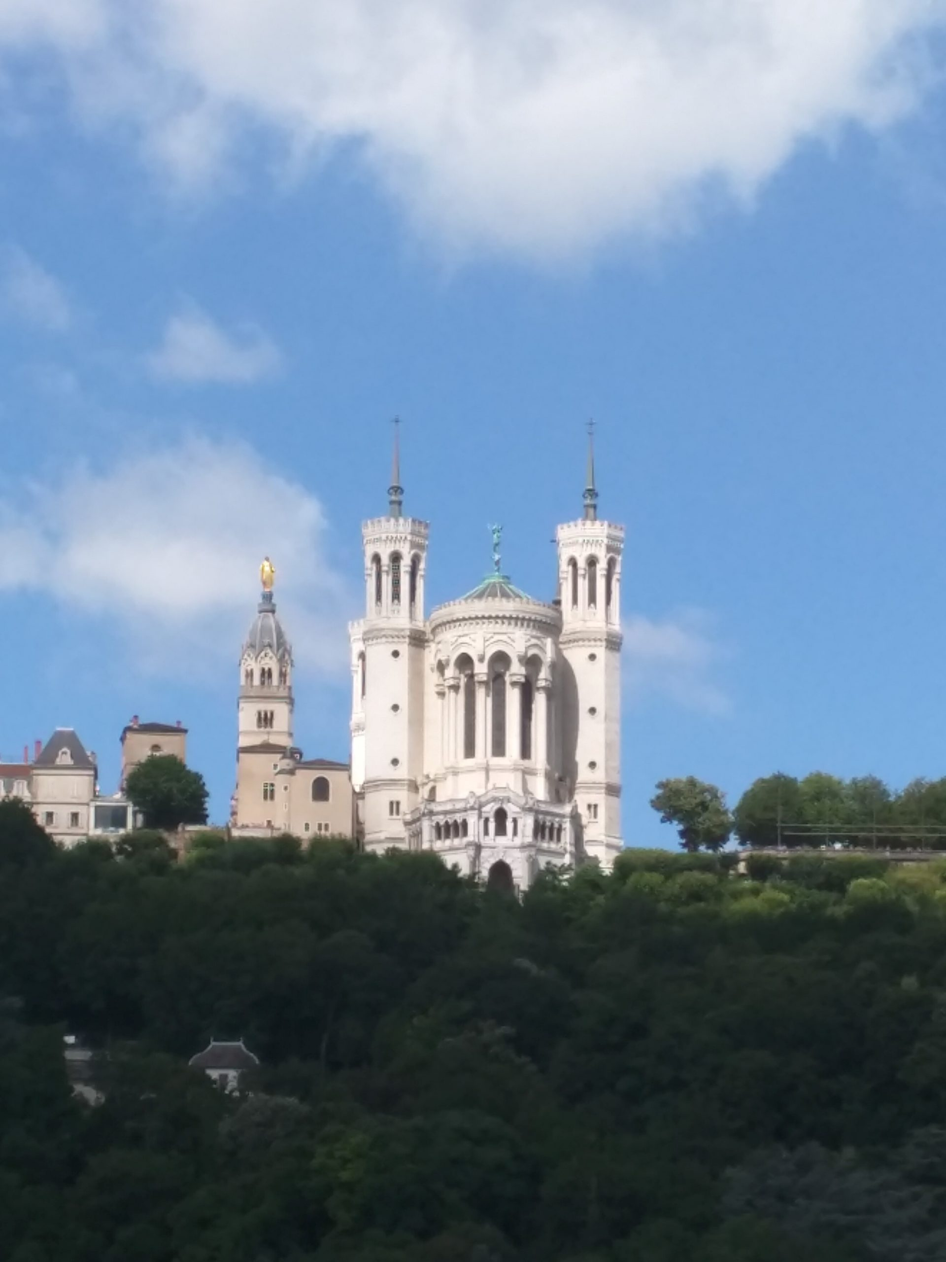 Basilique Notre-Dame de Fourvière à Lyon