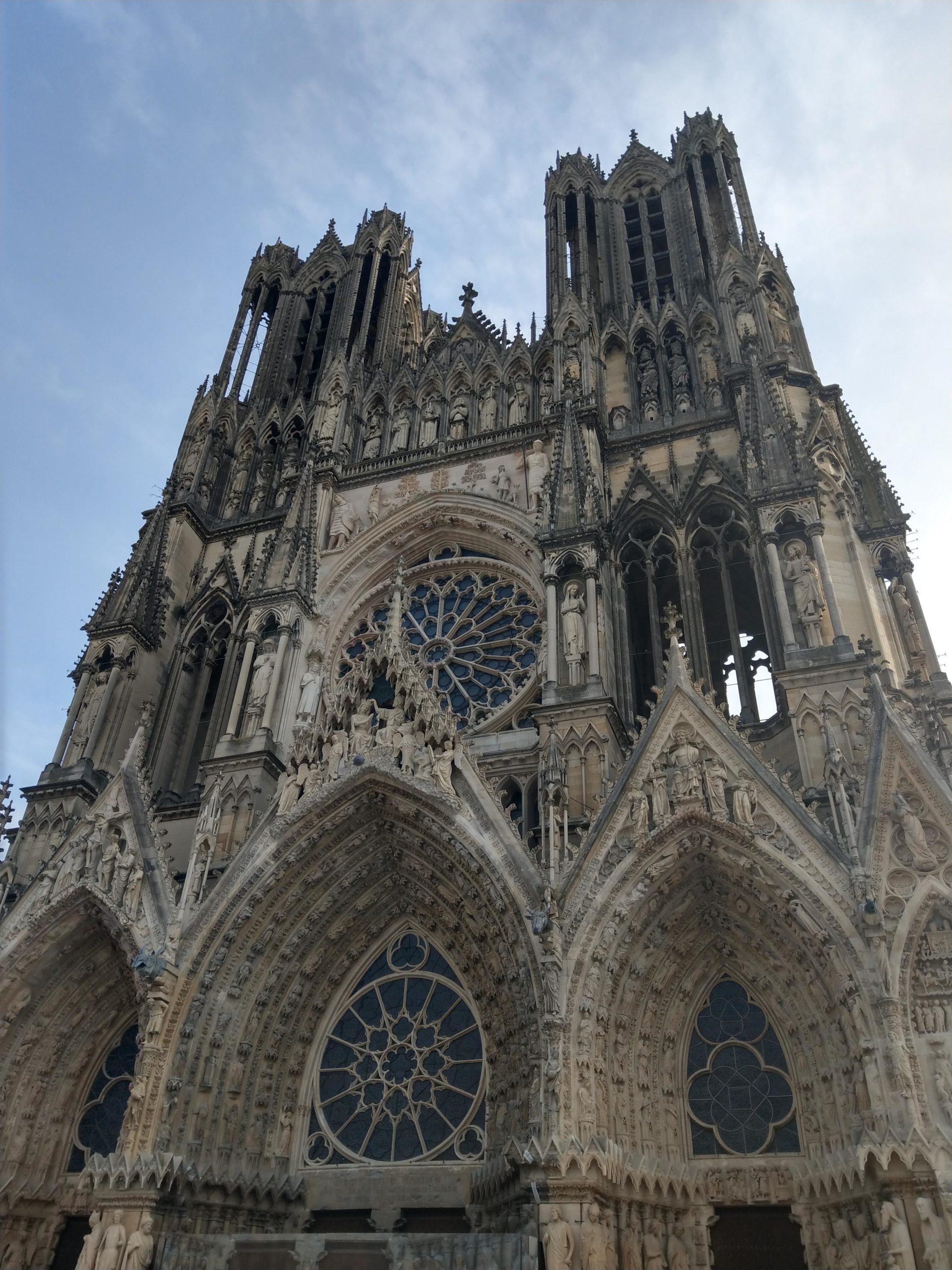 Cathédrale Notre-Dame Reims