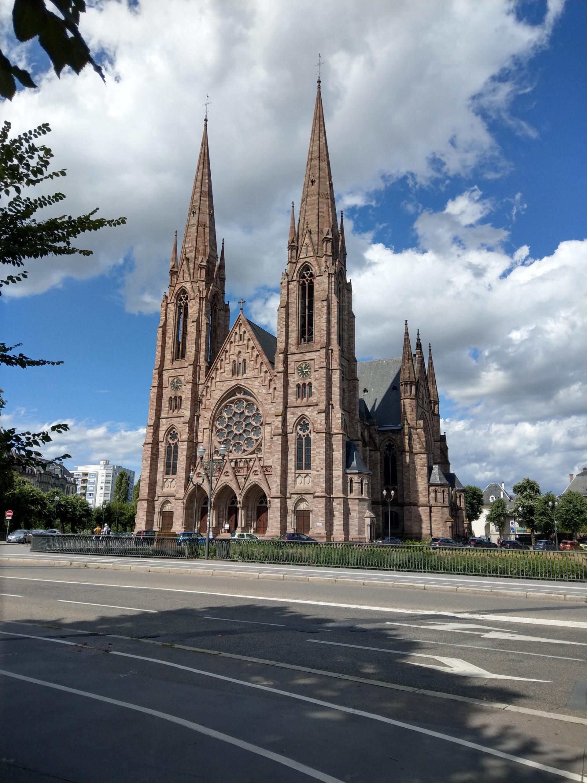 Eglise Saint-Paul à Strasbourg