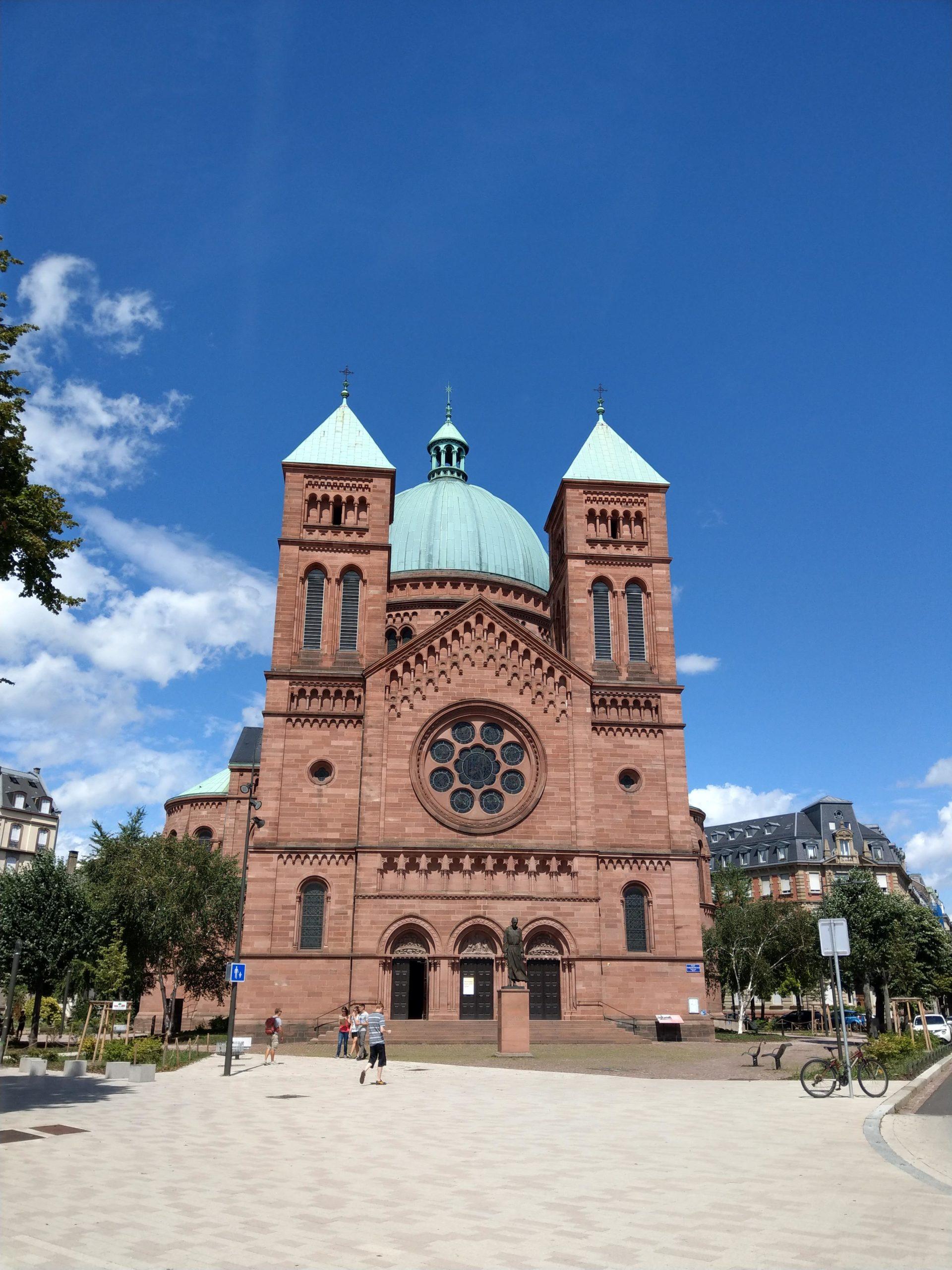 Eglise Saint-Pierre-le-Jeune Strasbourg