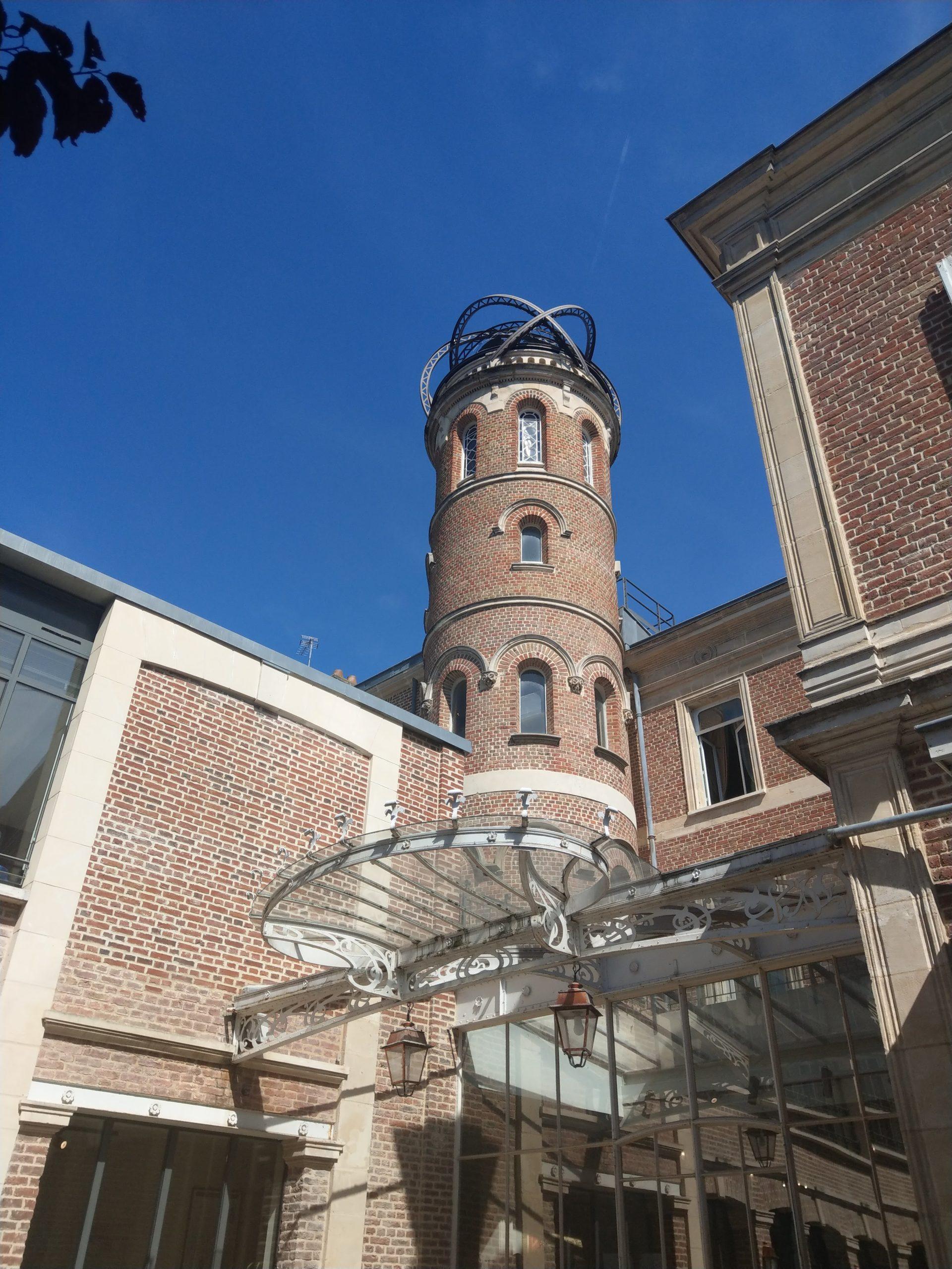 Maison de Jules Verne à Amiens