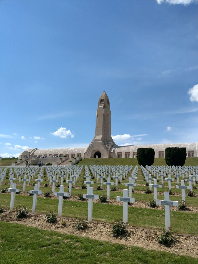 Ossuaire de Douaumont Verdun