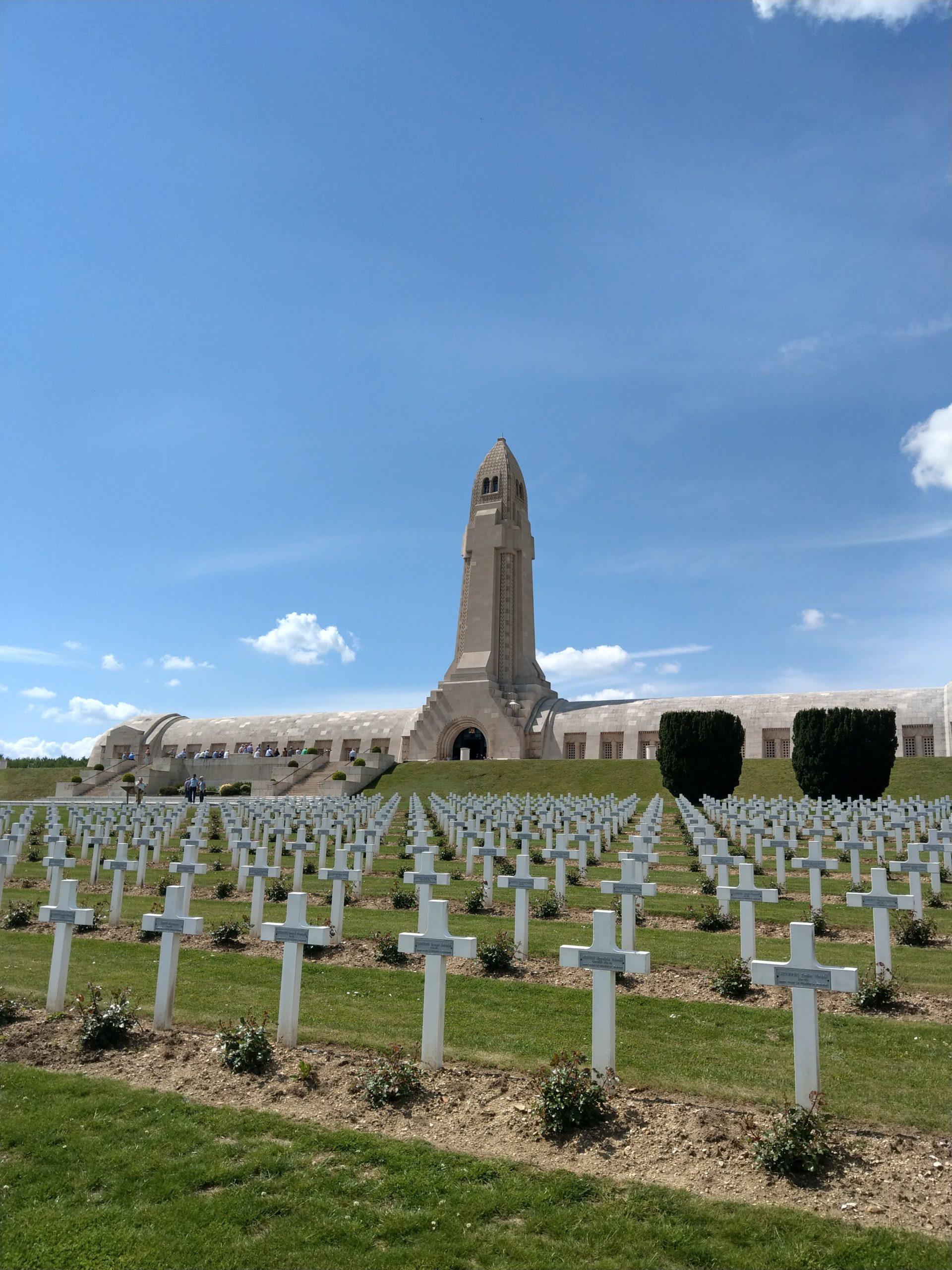 Ossuaire de Douaumont à Verdun