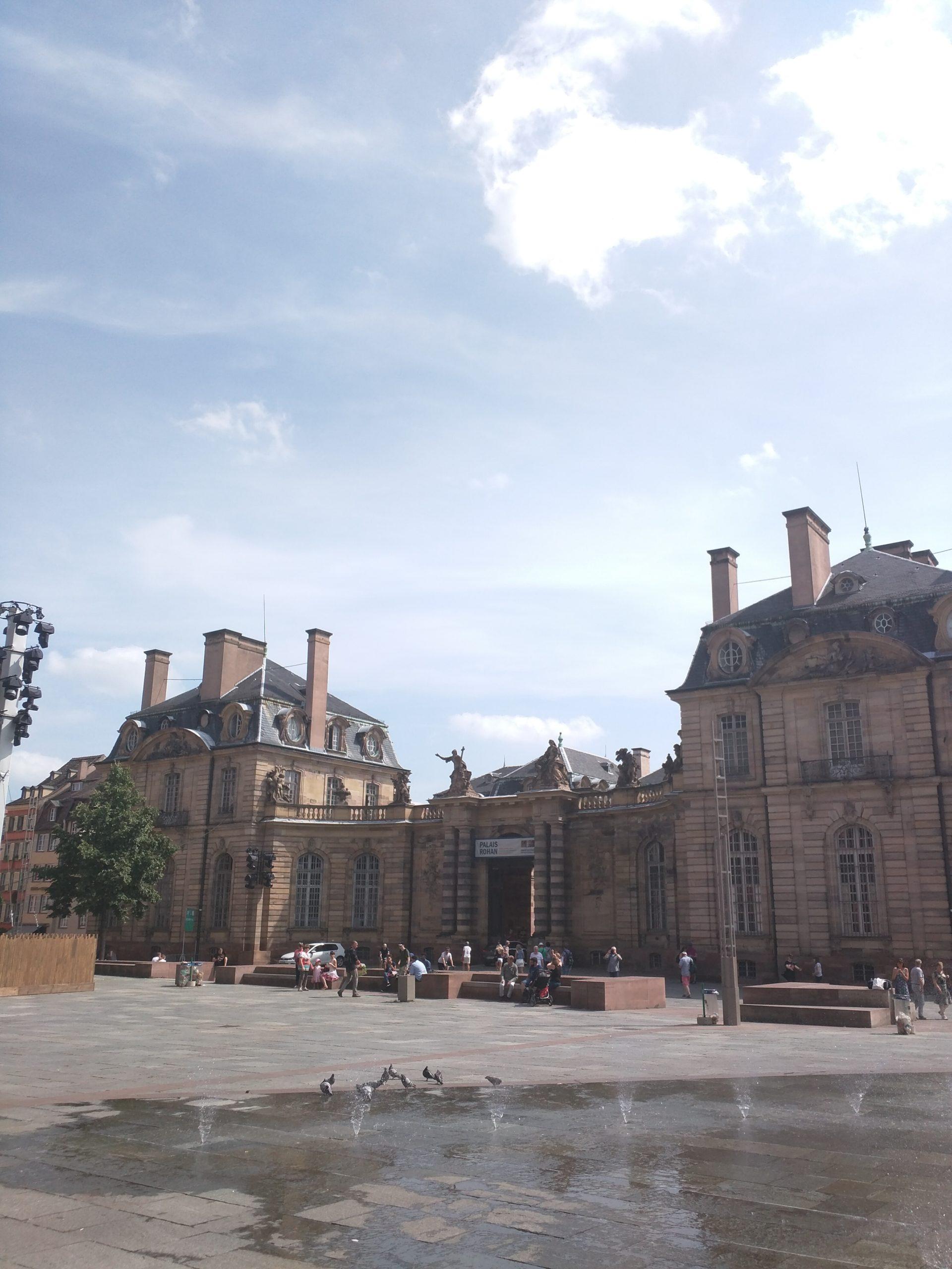 Palais du Rhin Strasbourg