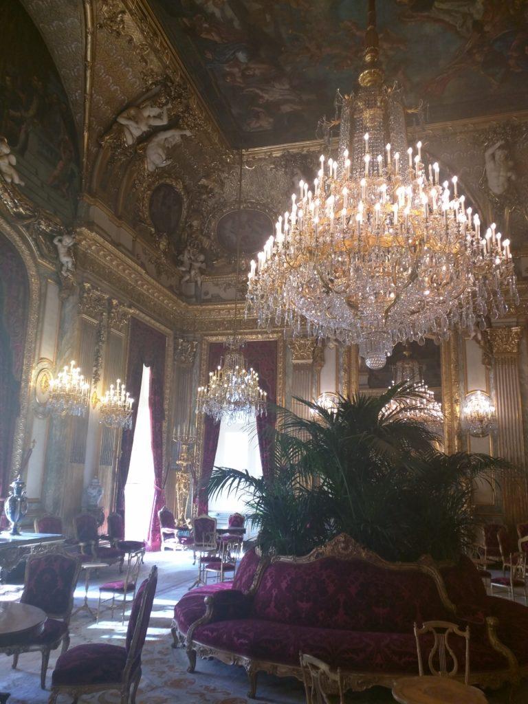 Appartements Napoléon III au Louvre