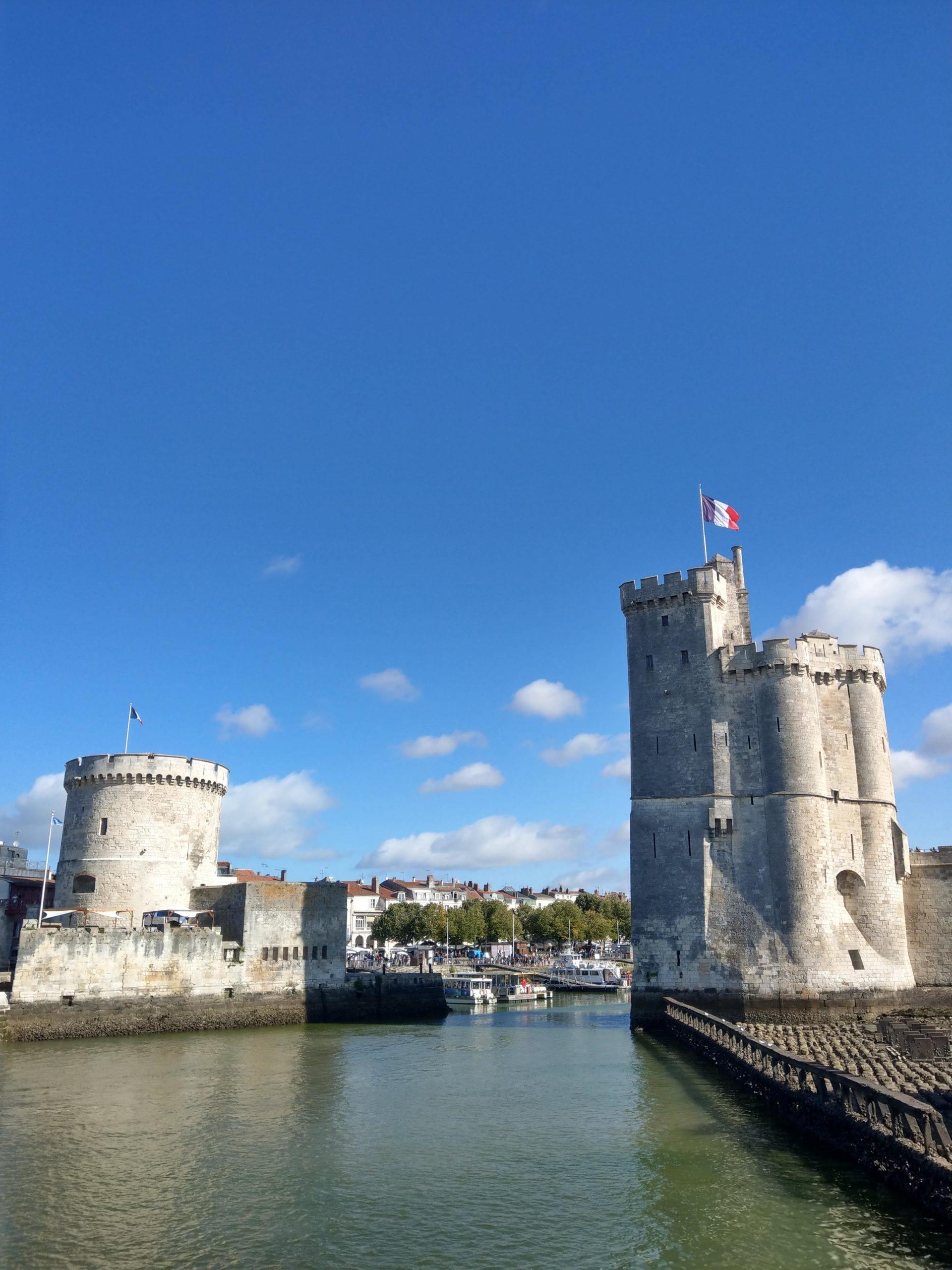 Vieux-Port de La Rochelle