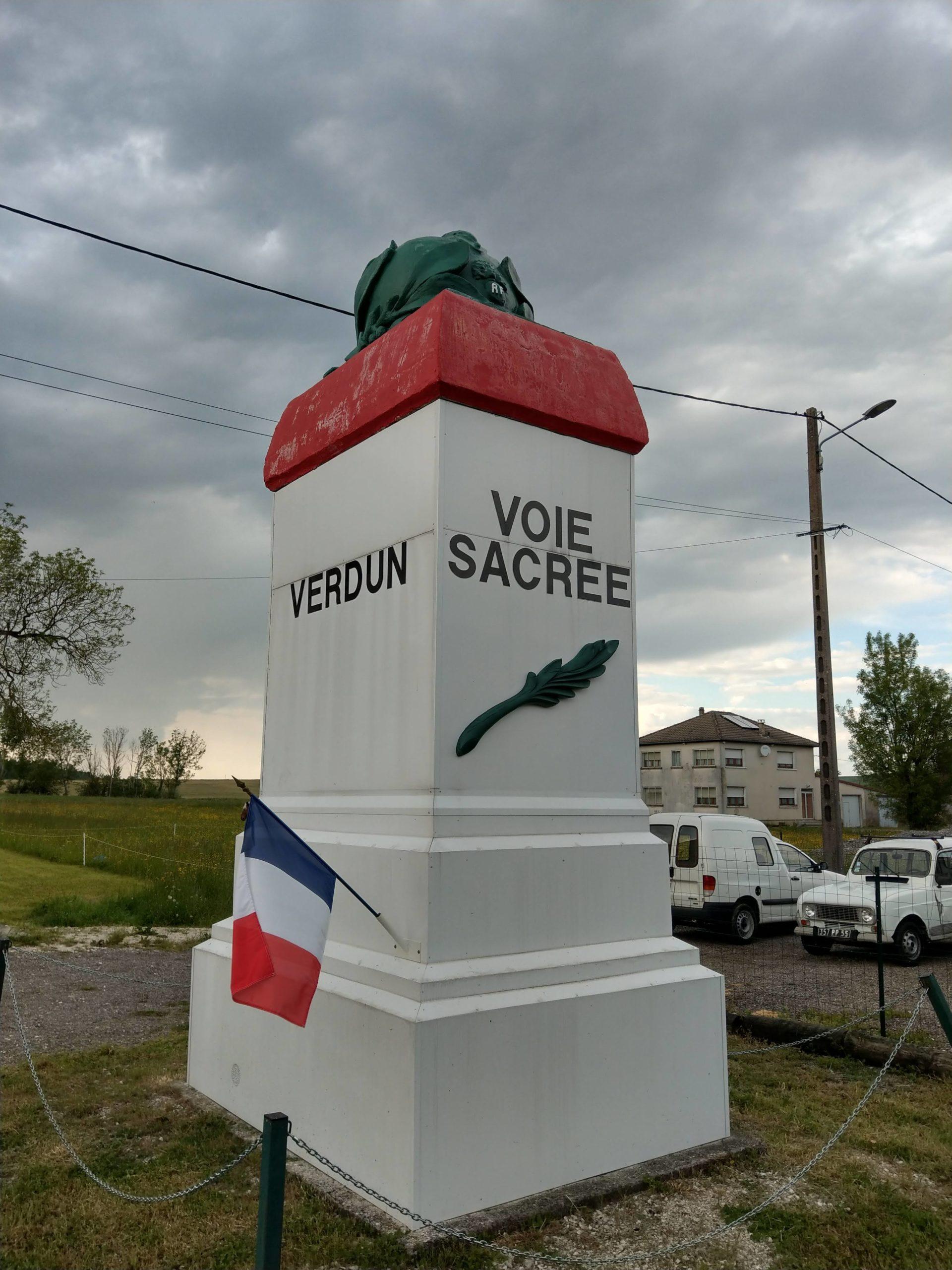 Voie Sacrée à Verdun