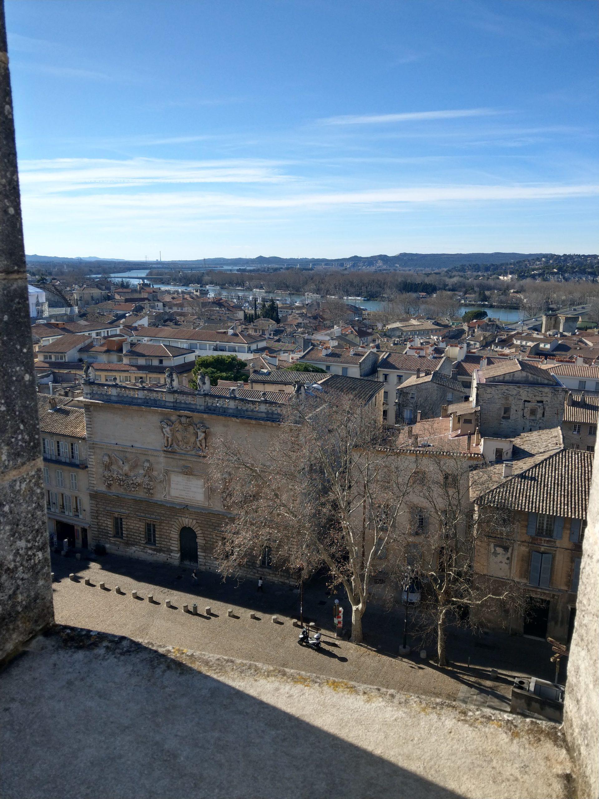 Hôtel de Monnaies et Palais des Papes, Avignon