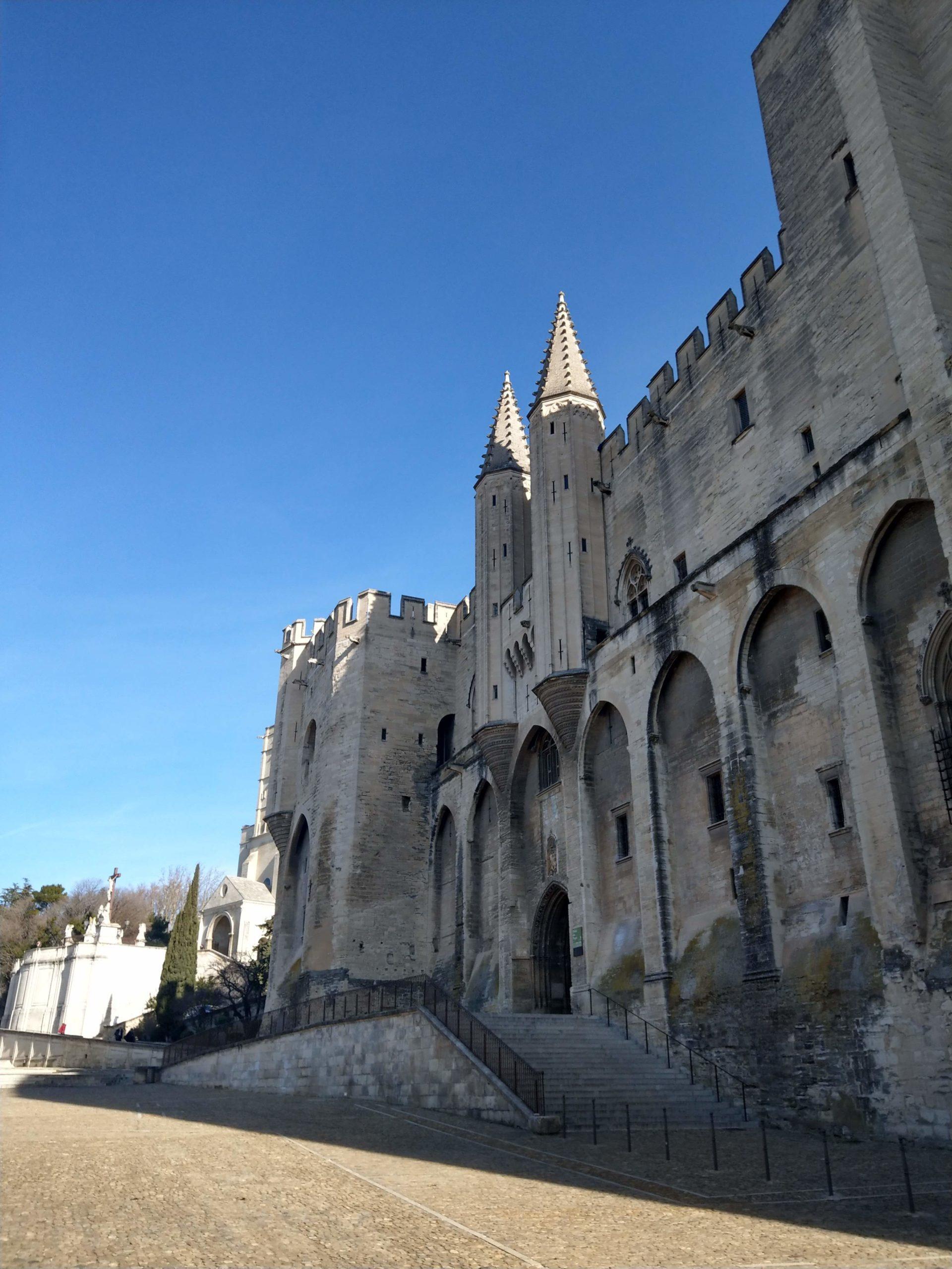 Musée du Palais des Papes Avignon