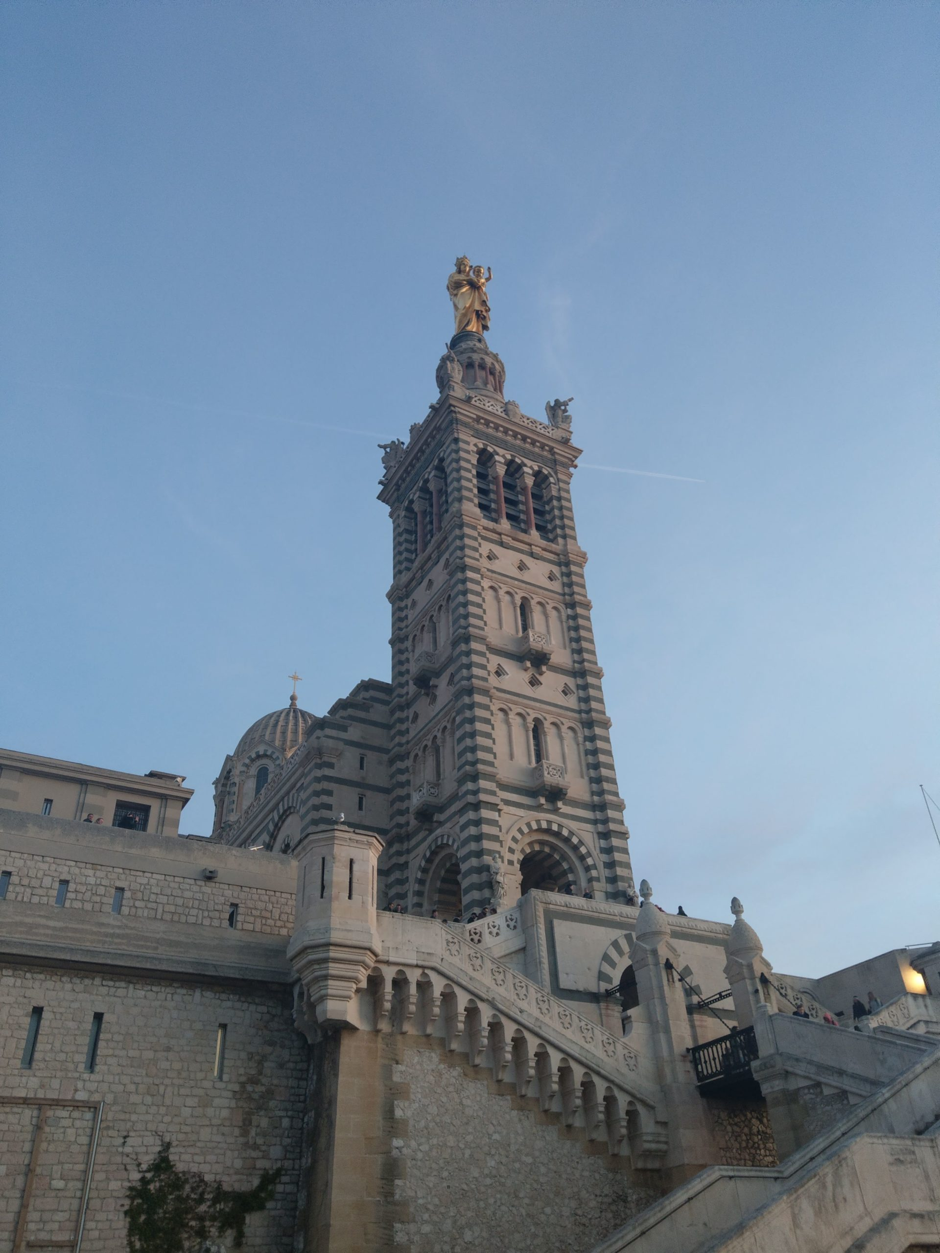 La Basilique Notre-Dame de la Garde de Marseille