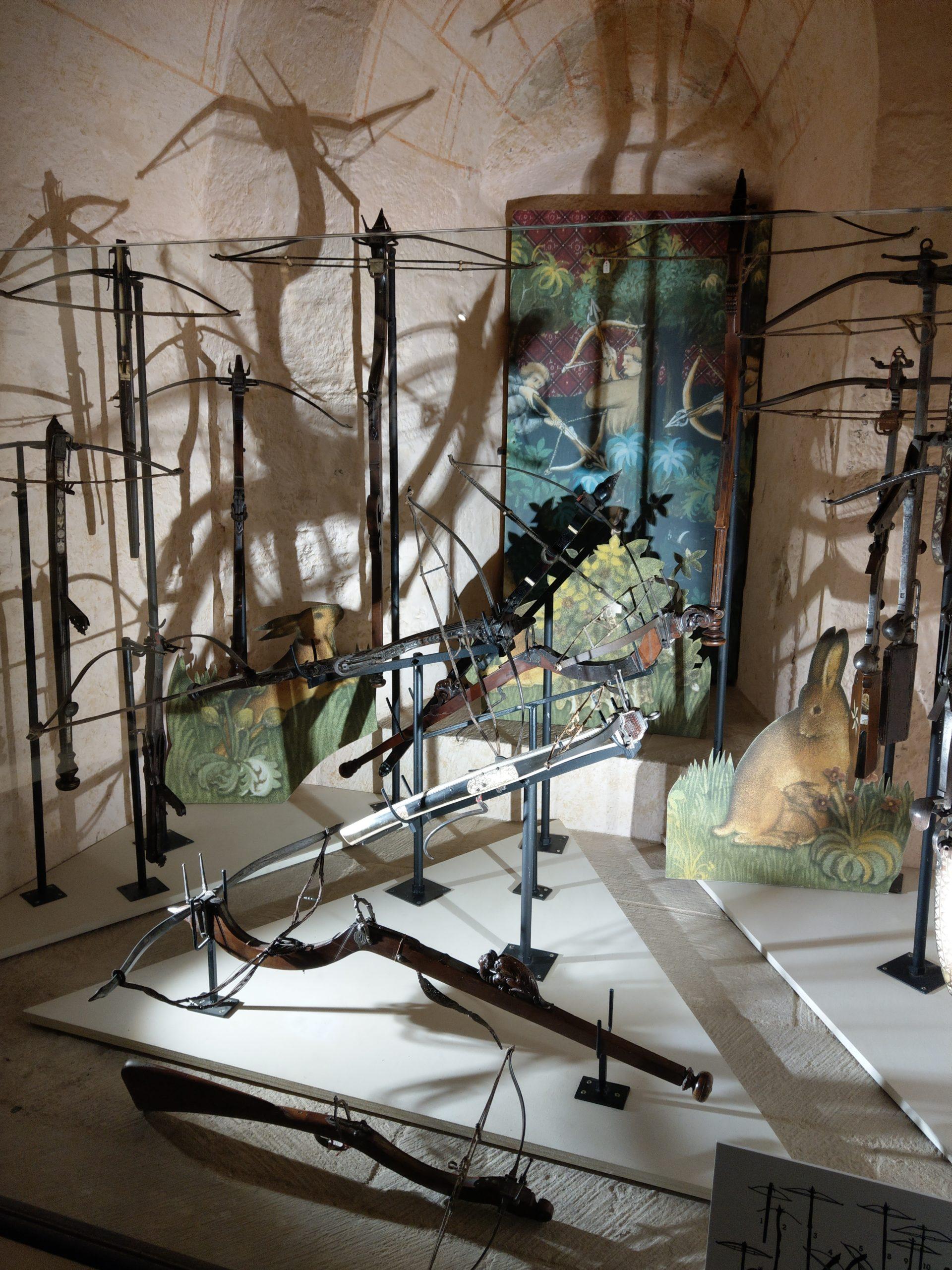 Musée de la guerre au moyen age