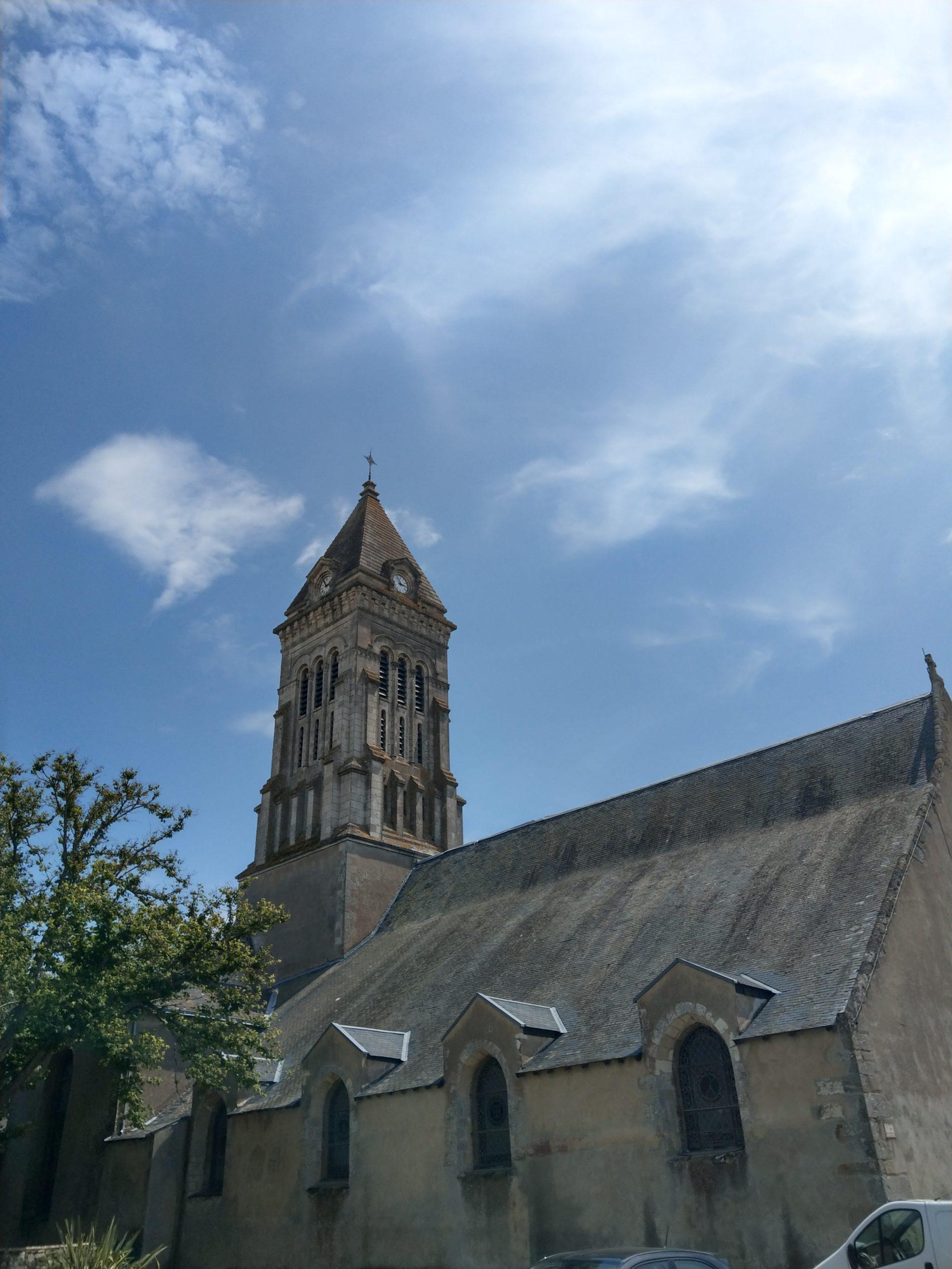 L'Eglise Saint-Philibert de Noirmoutier