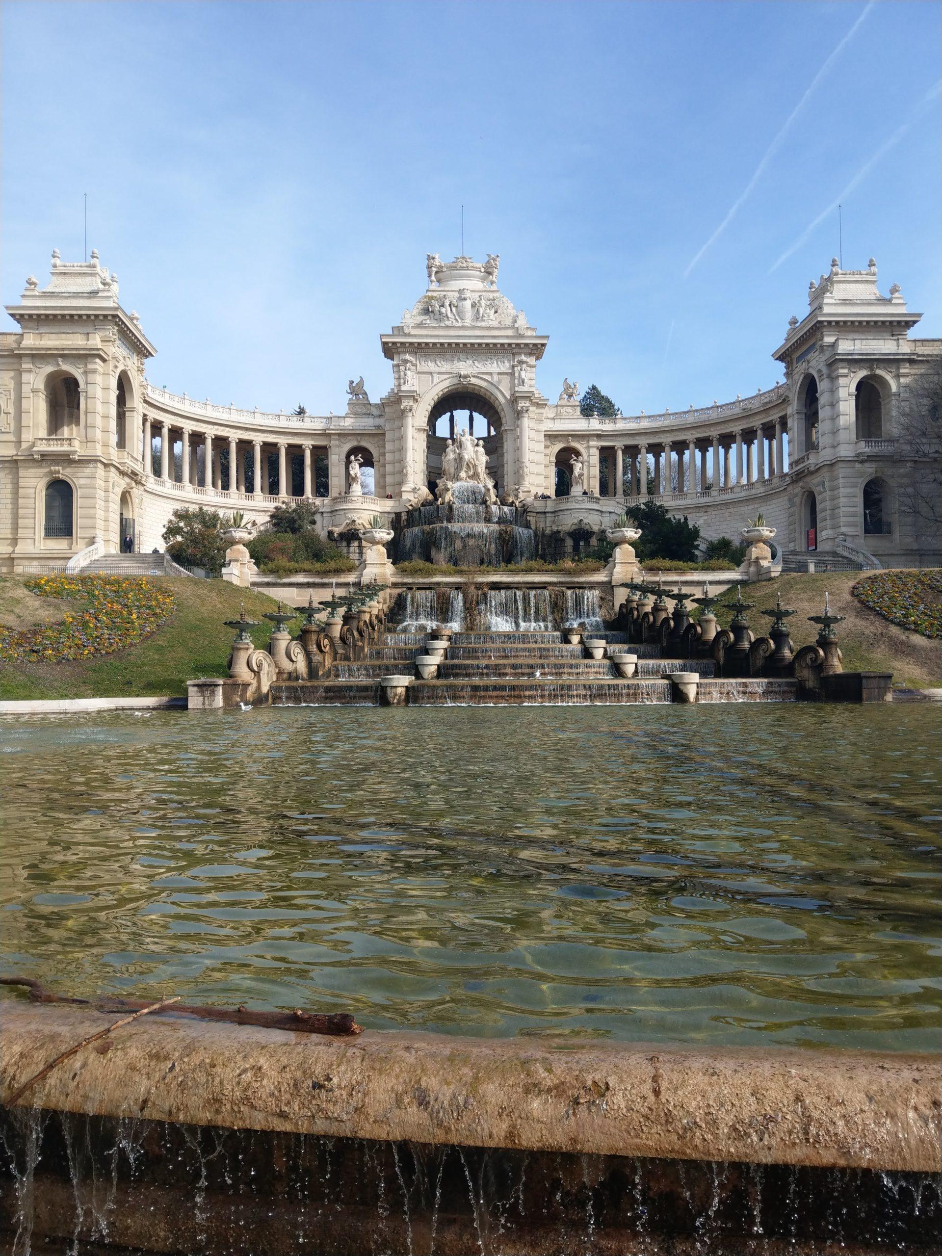 Le Palais Longchamp de Marseille