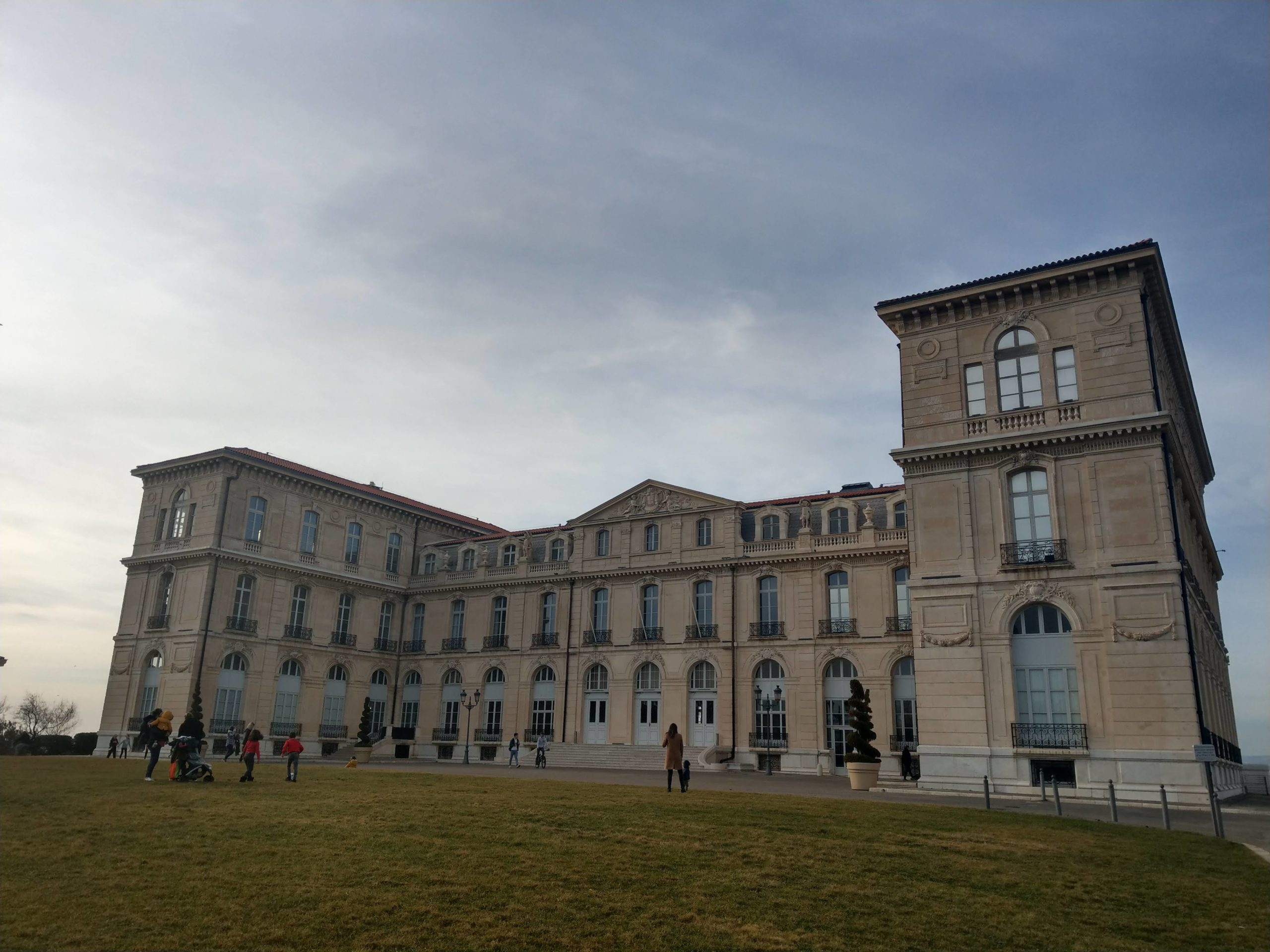 Le Palais du Pharo de Marseille