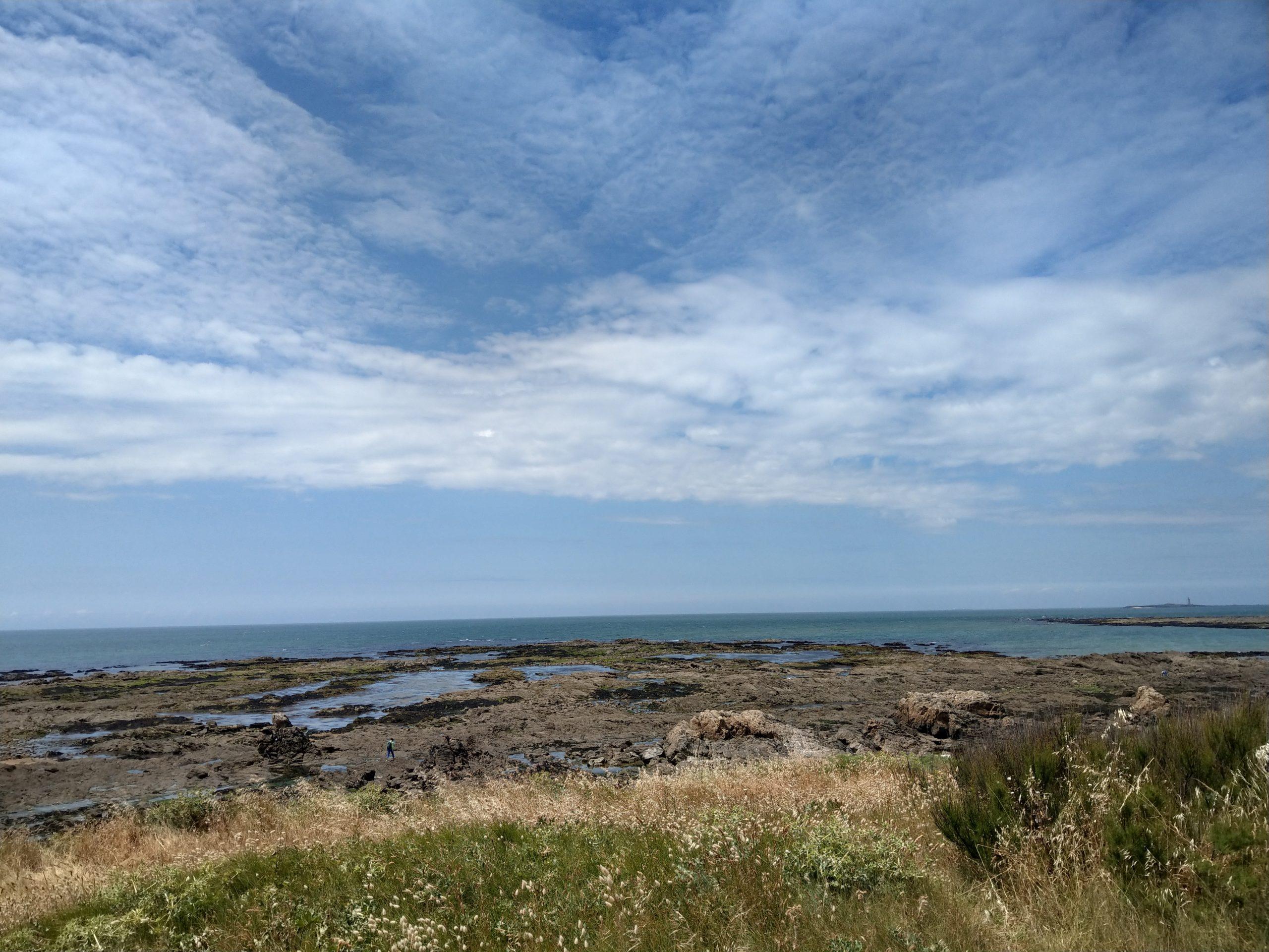 Panorama noirmoutier océan