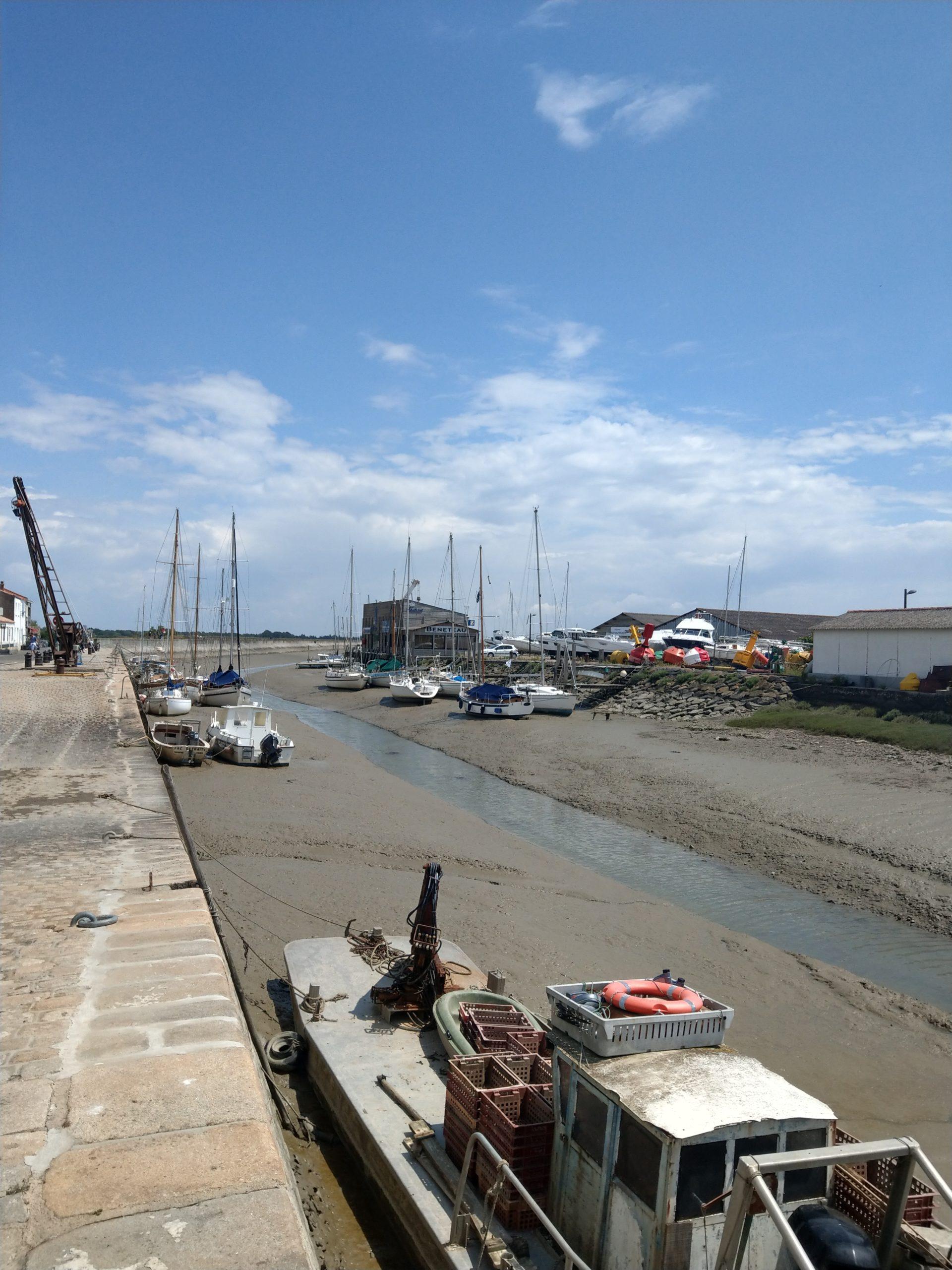 Port Noirmoutier