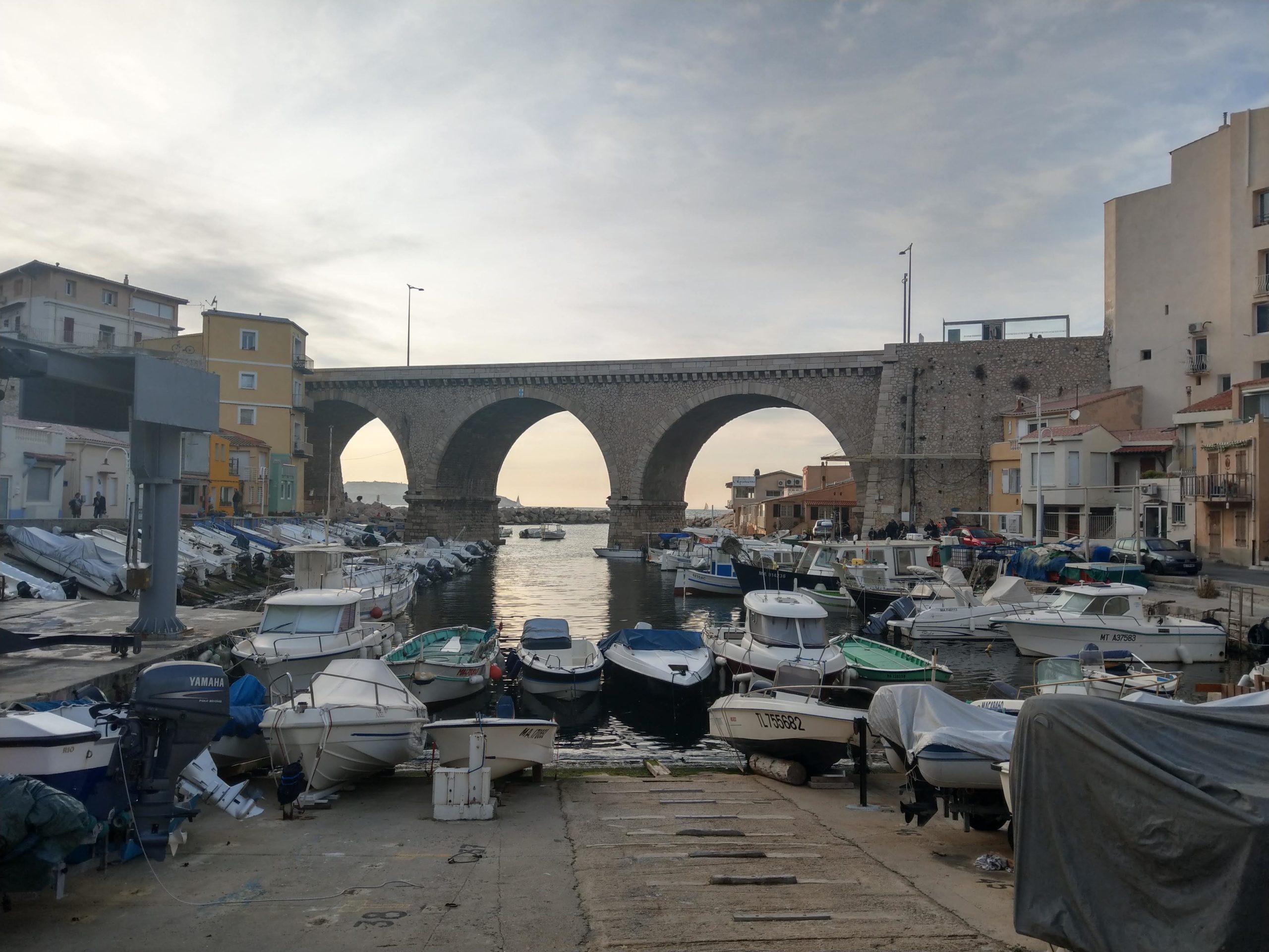 Le Vallon des Auffes Marseille