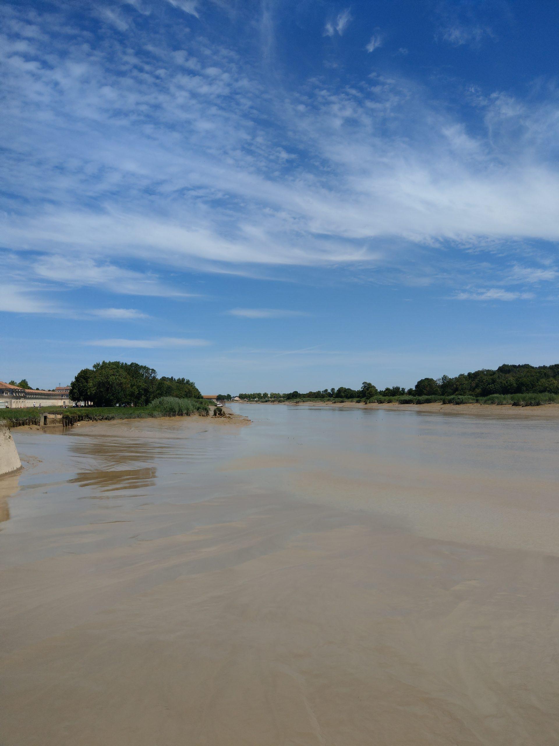 Charente panorama rochefort