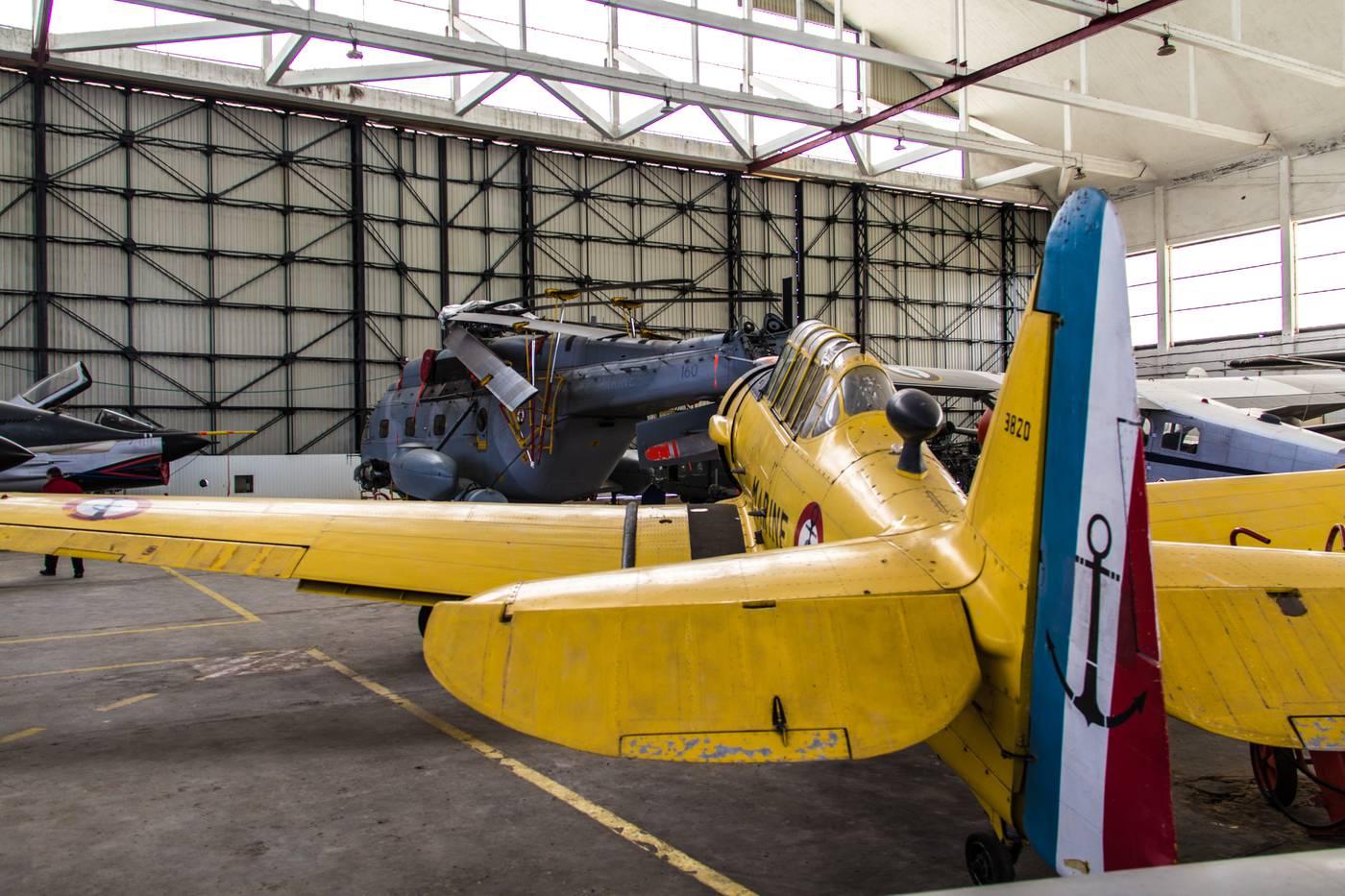 Le Musée de l'Aéronavale de Rochefort