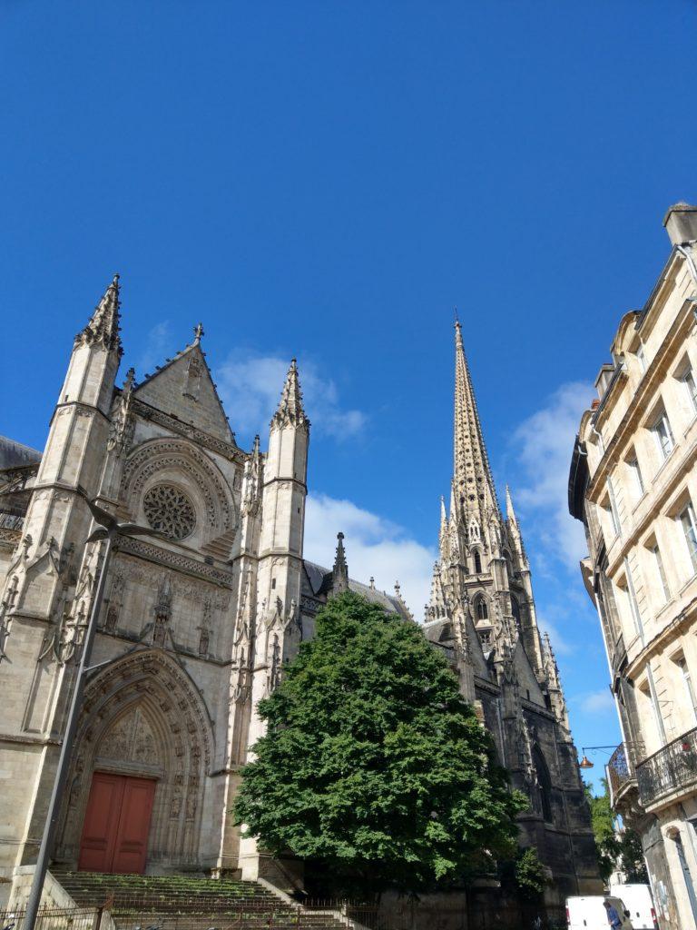 basilique saint-michel bordeaux