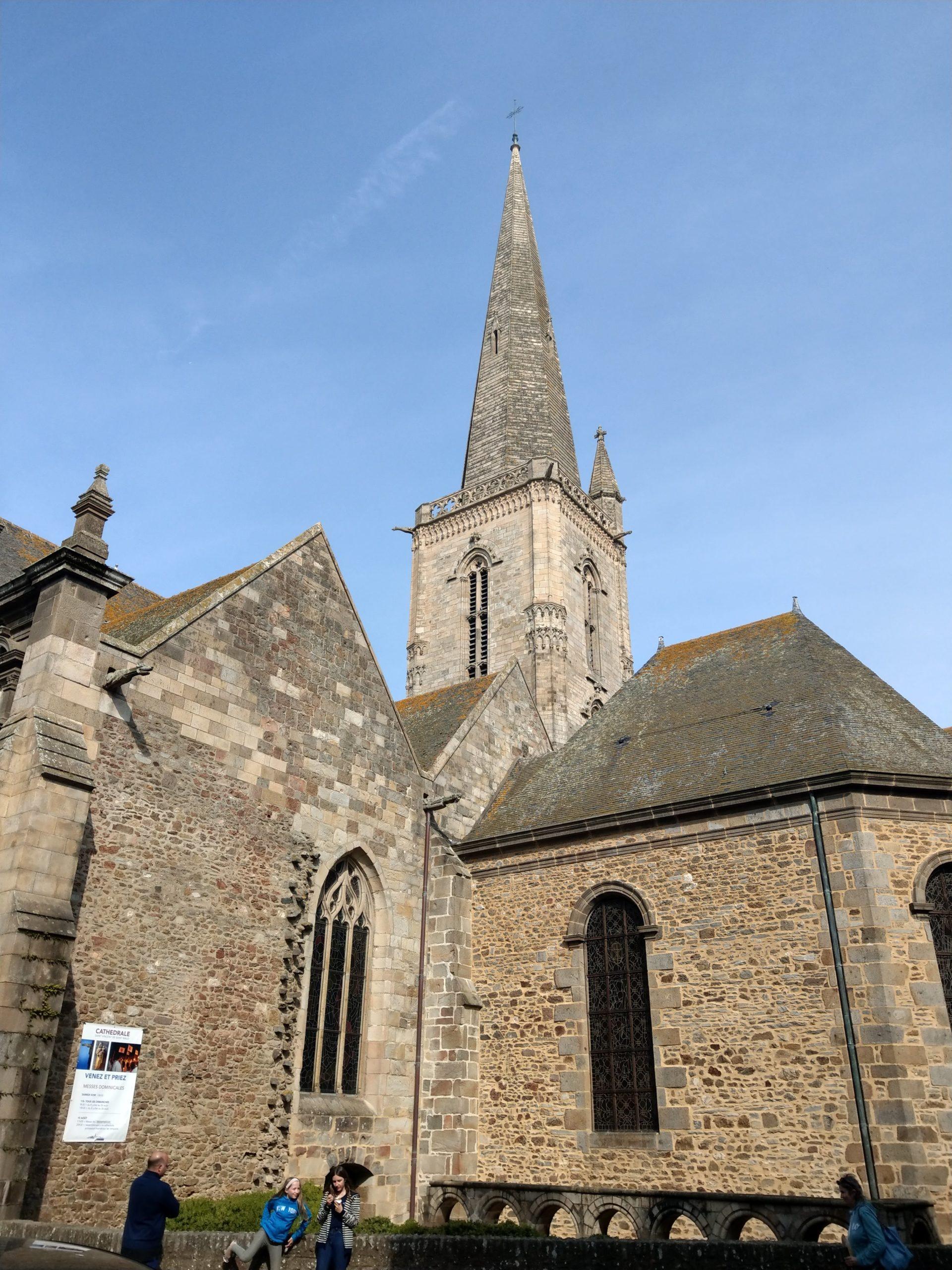 Cathédrale Saint-Malo