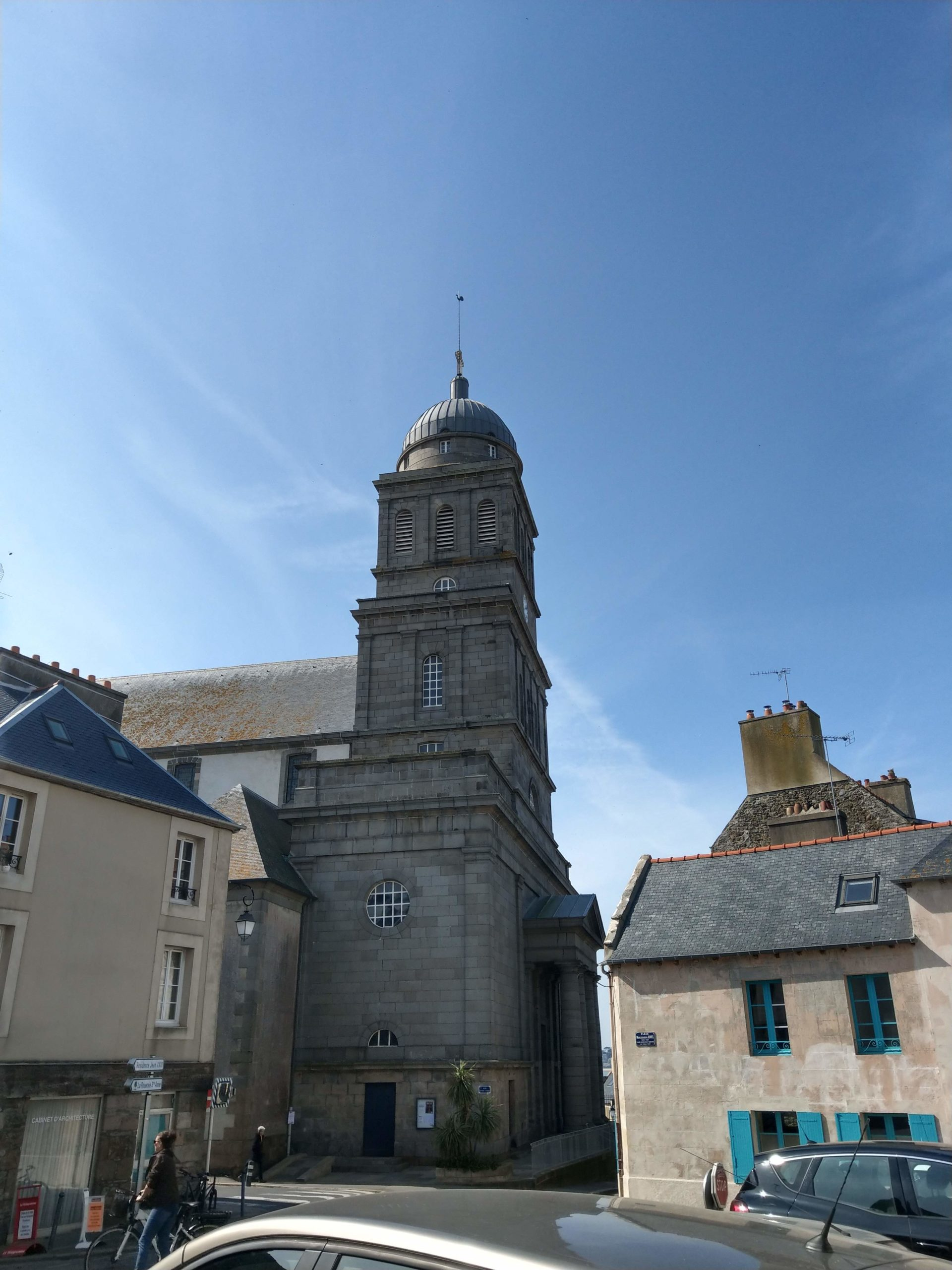 Eglise Sainte-Croix - Saint-Malo