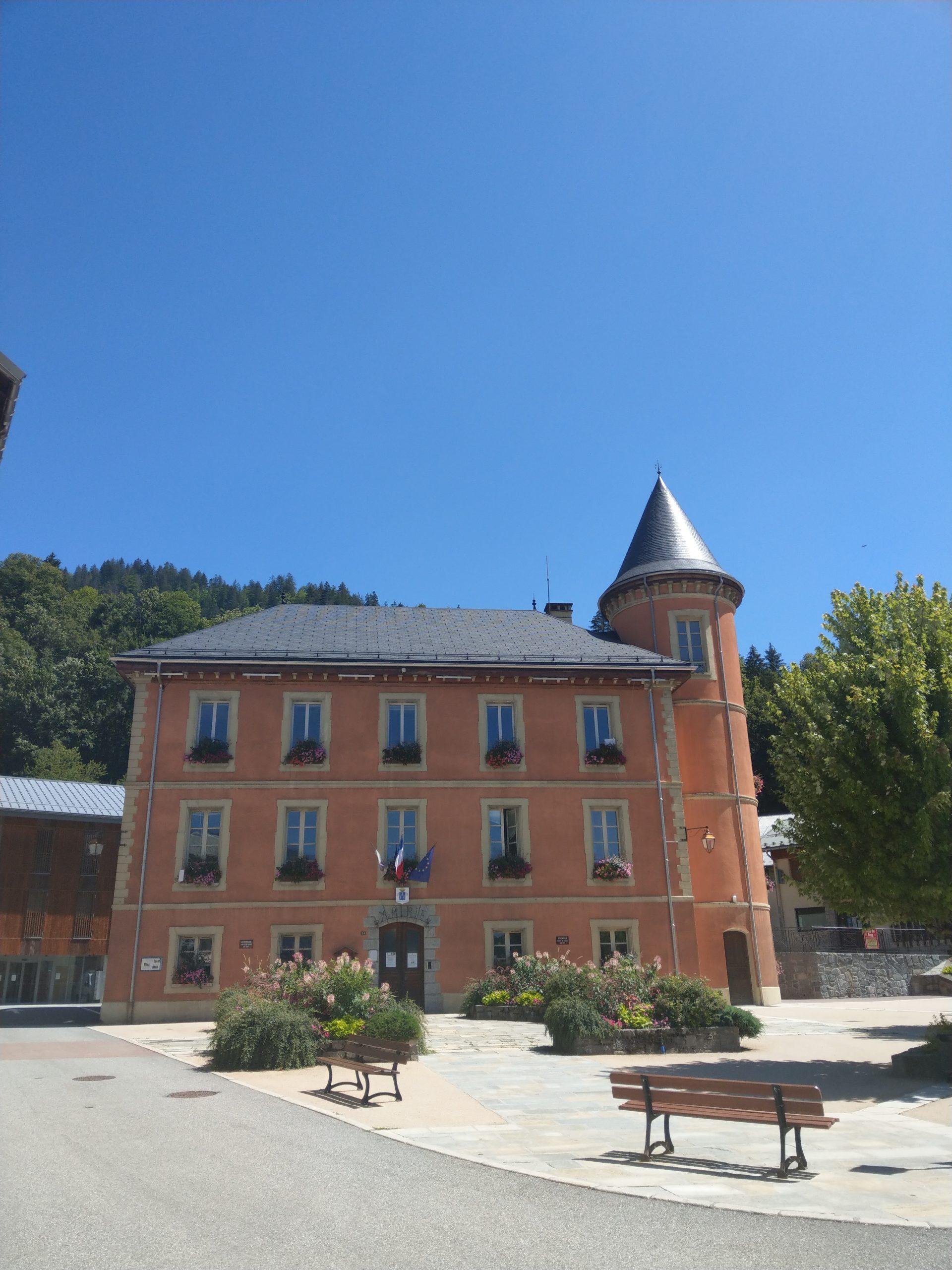 Mairie de Beaufort