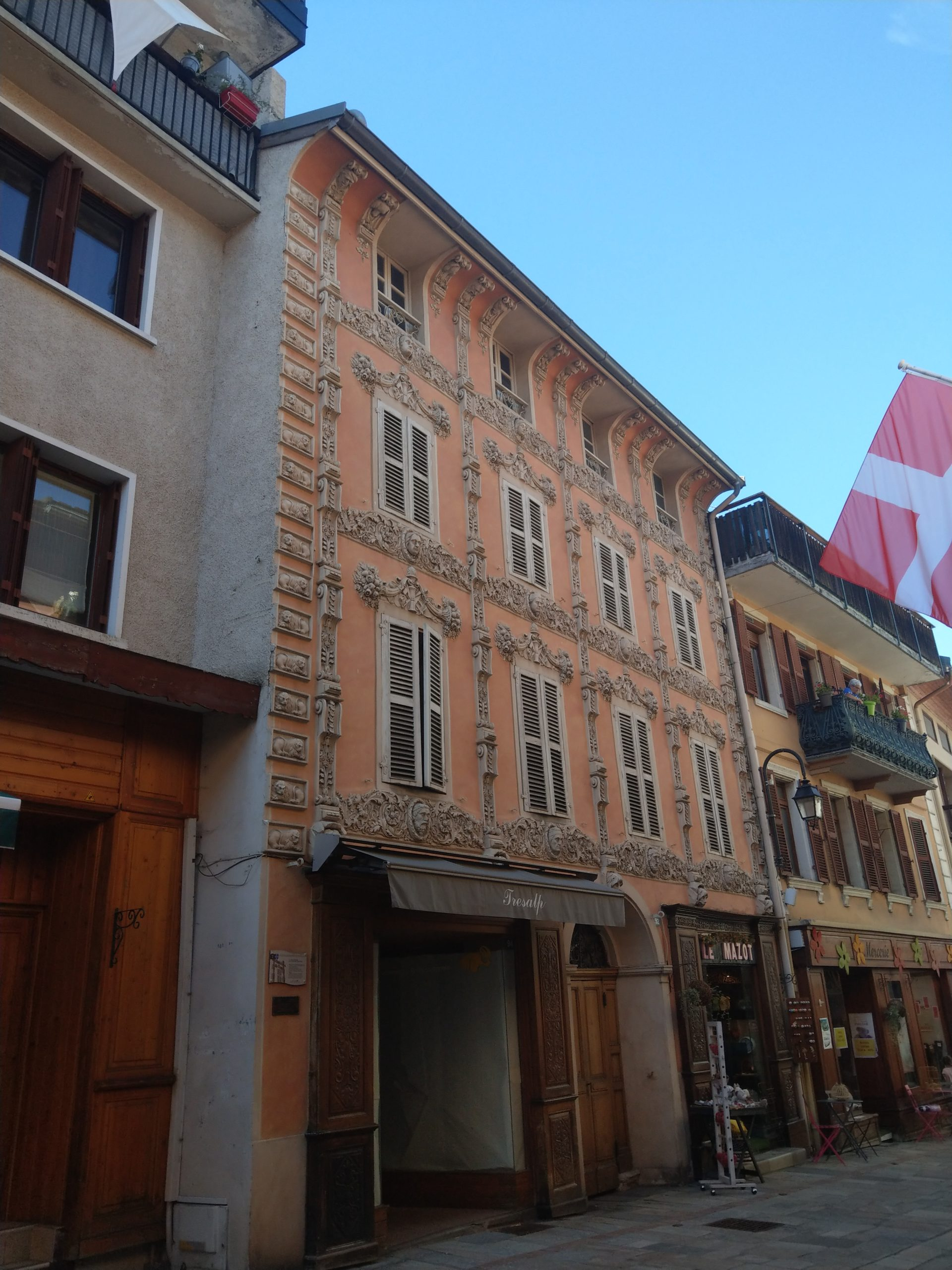 Maison Bourg Saint-Maurice
