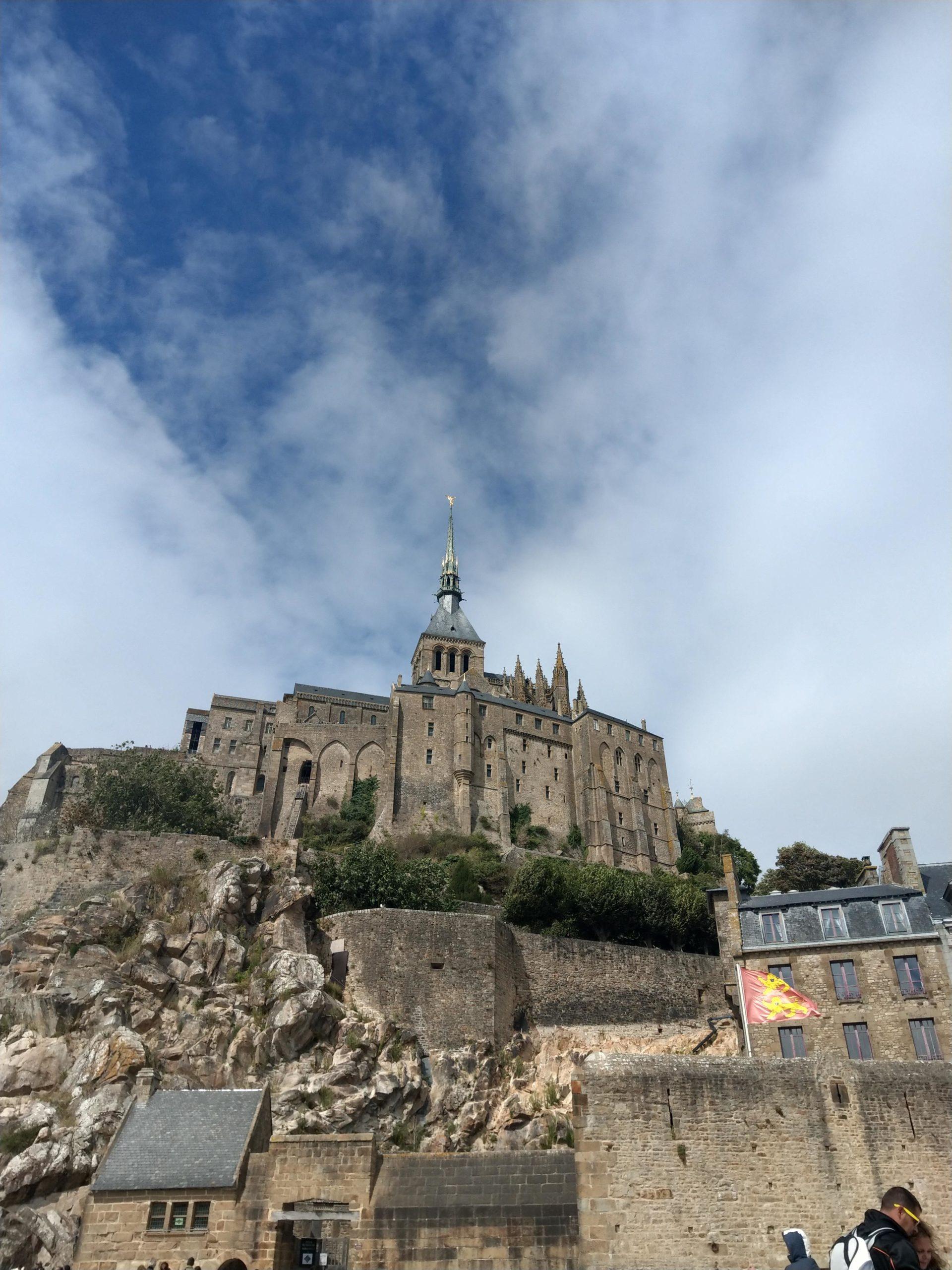 abbaye Mont Saint-Michel