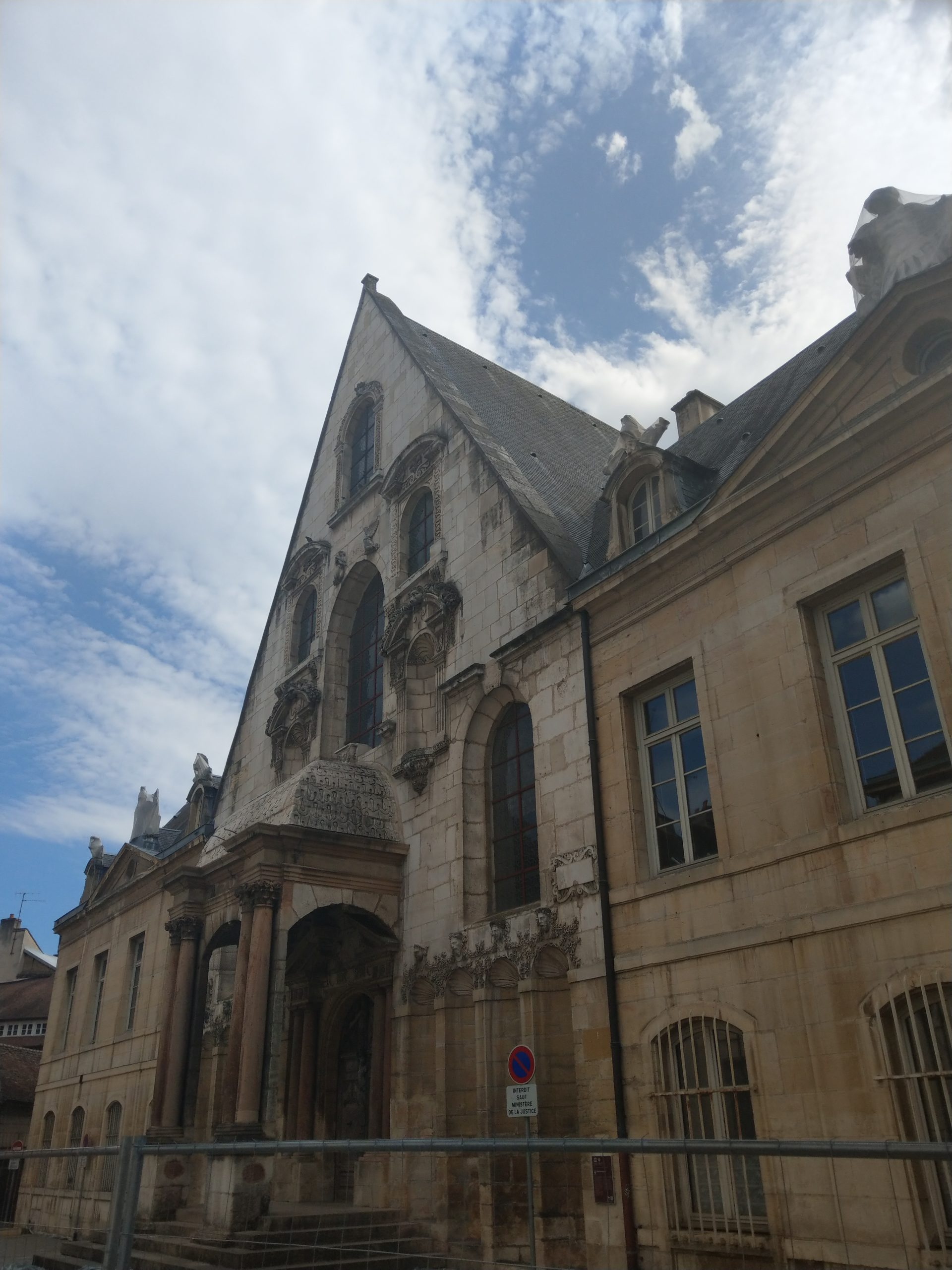 Palais de Justice Dijon