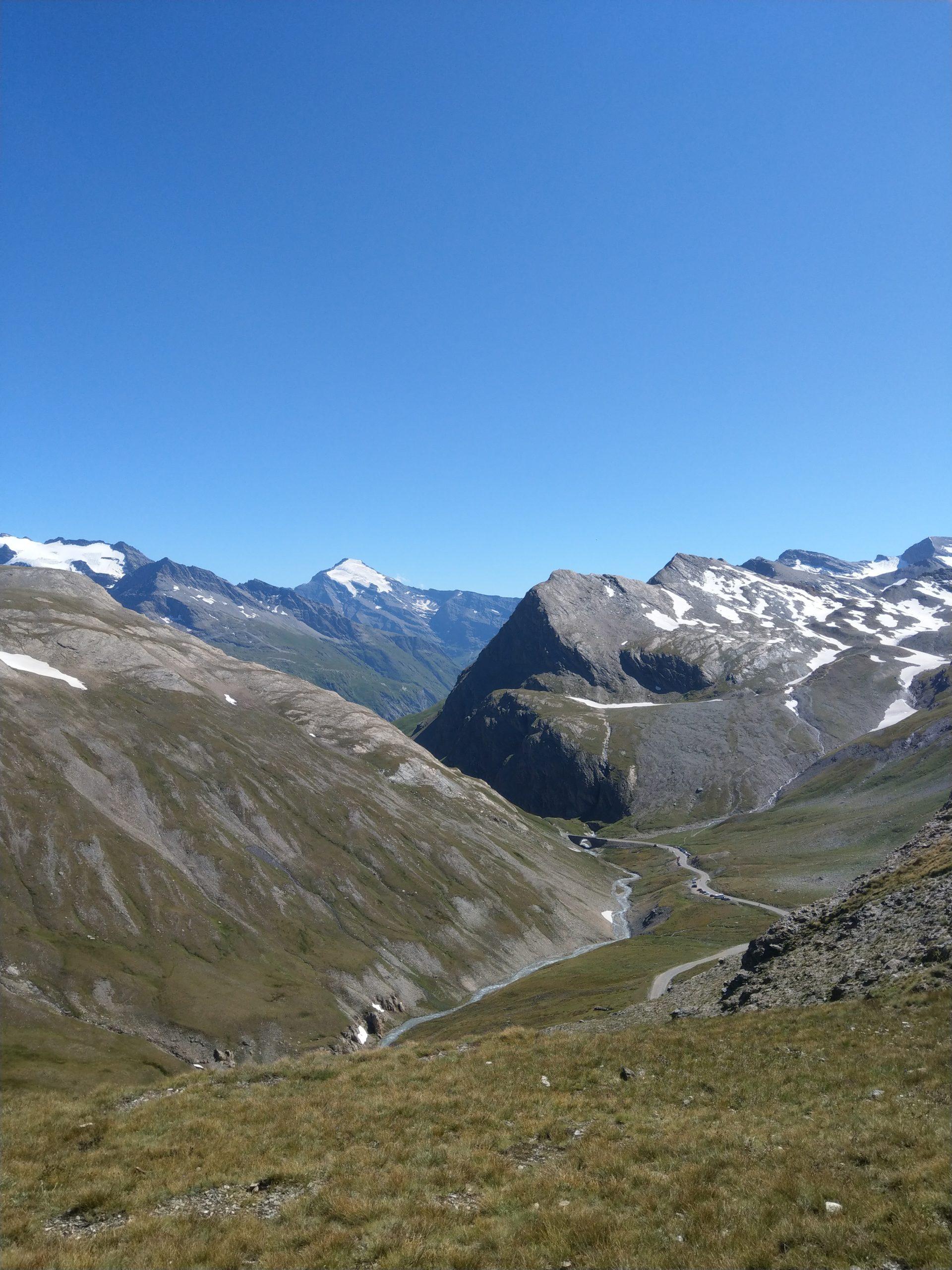 Panorama col Iseran