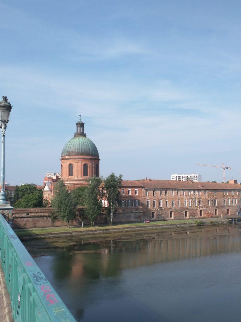 Le Dôme de la Grave à Toulouse