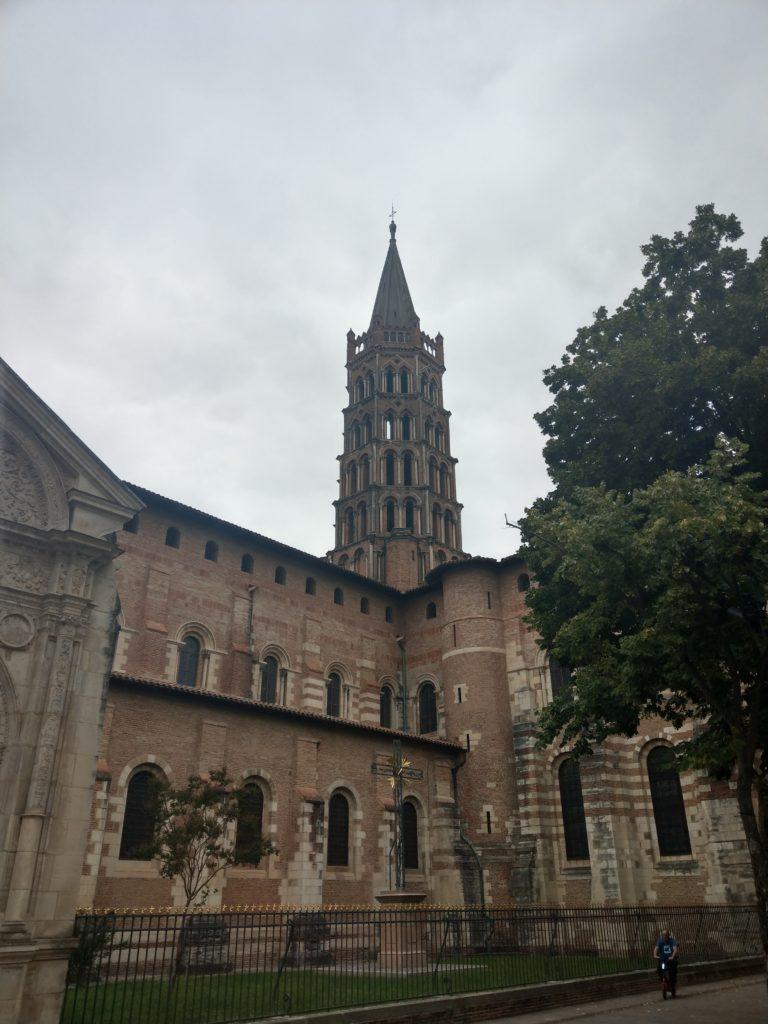 La Basilique Saint-Sernin toulouse