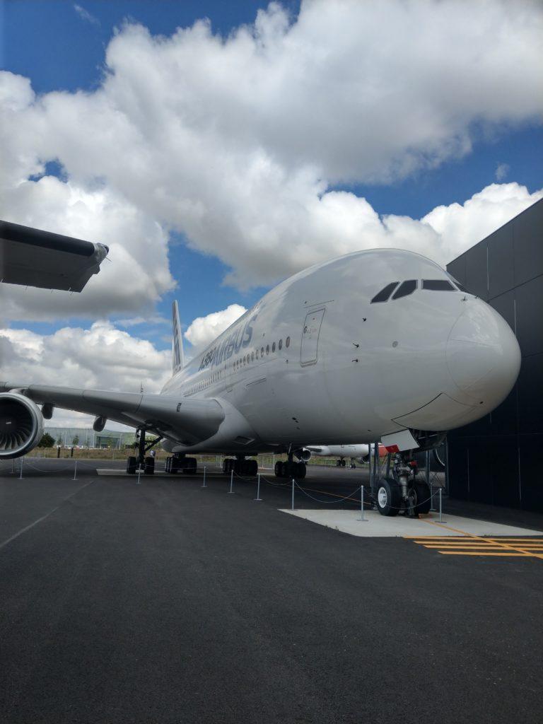 A380 Aeroscopia