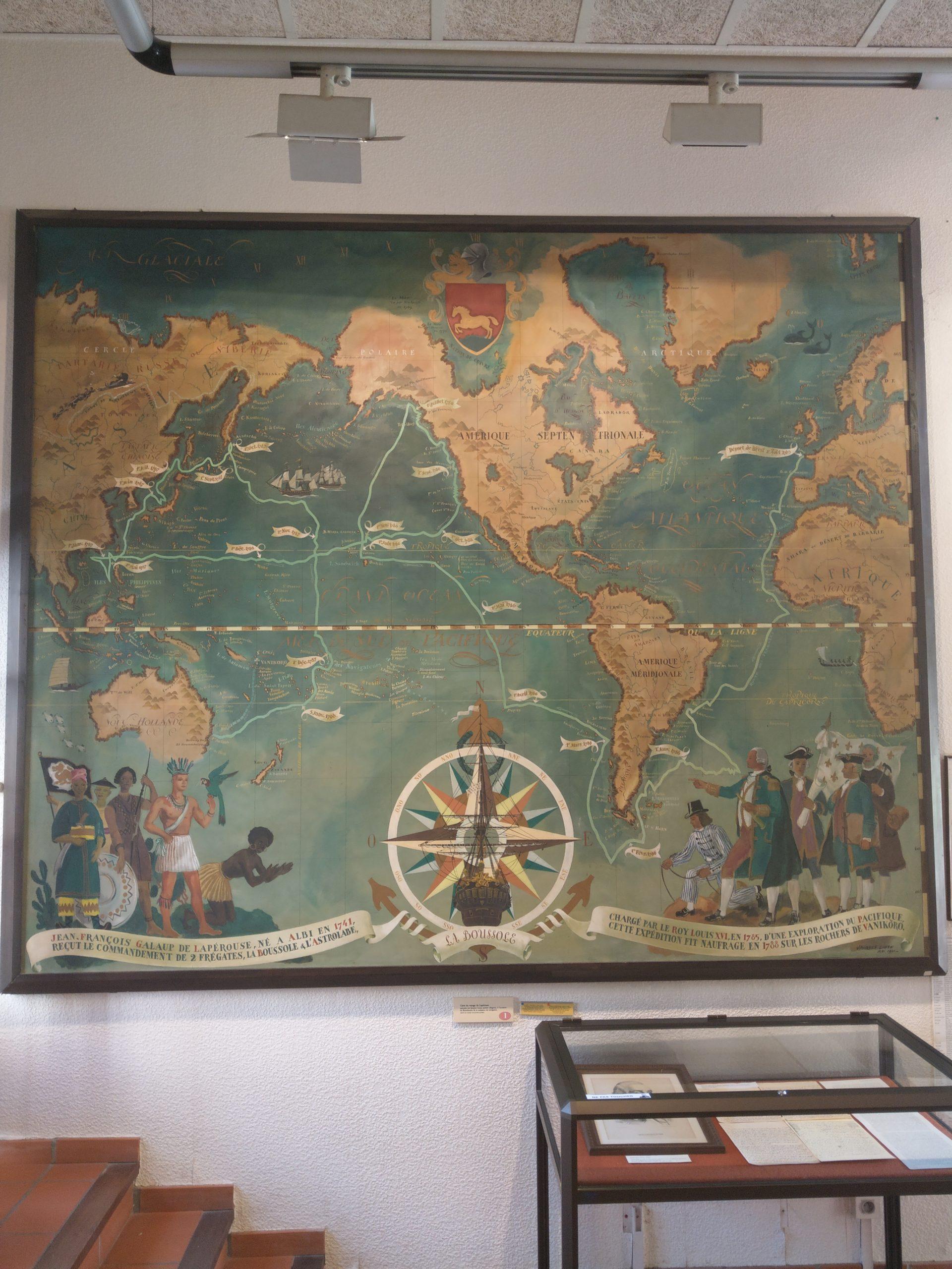 Voyage Lapérouse Musée Albi