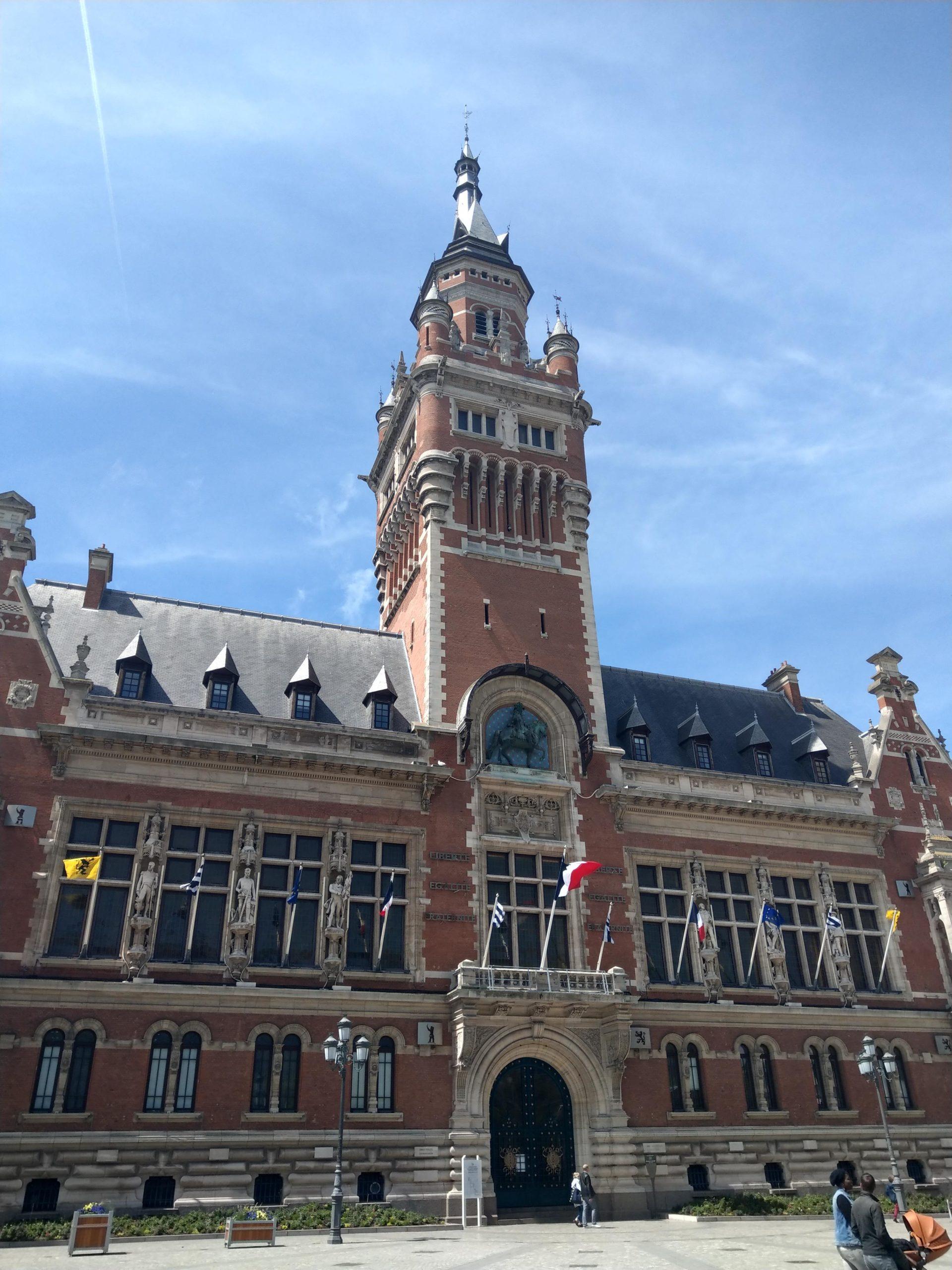 Hôtel de Ville Dunkerque